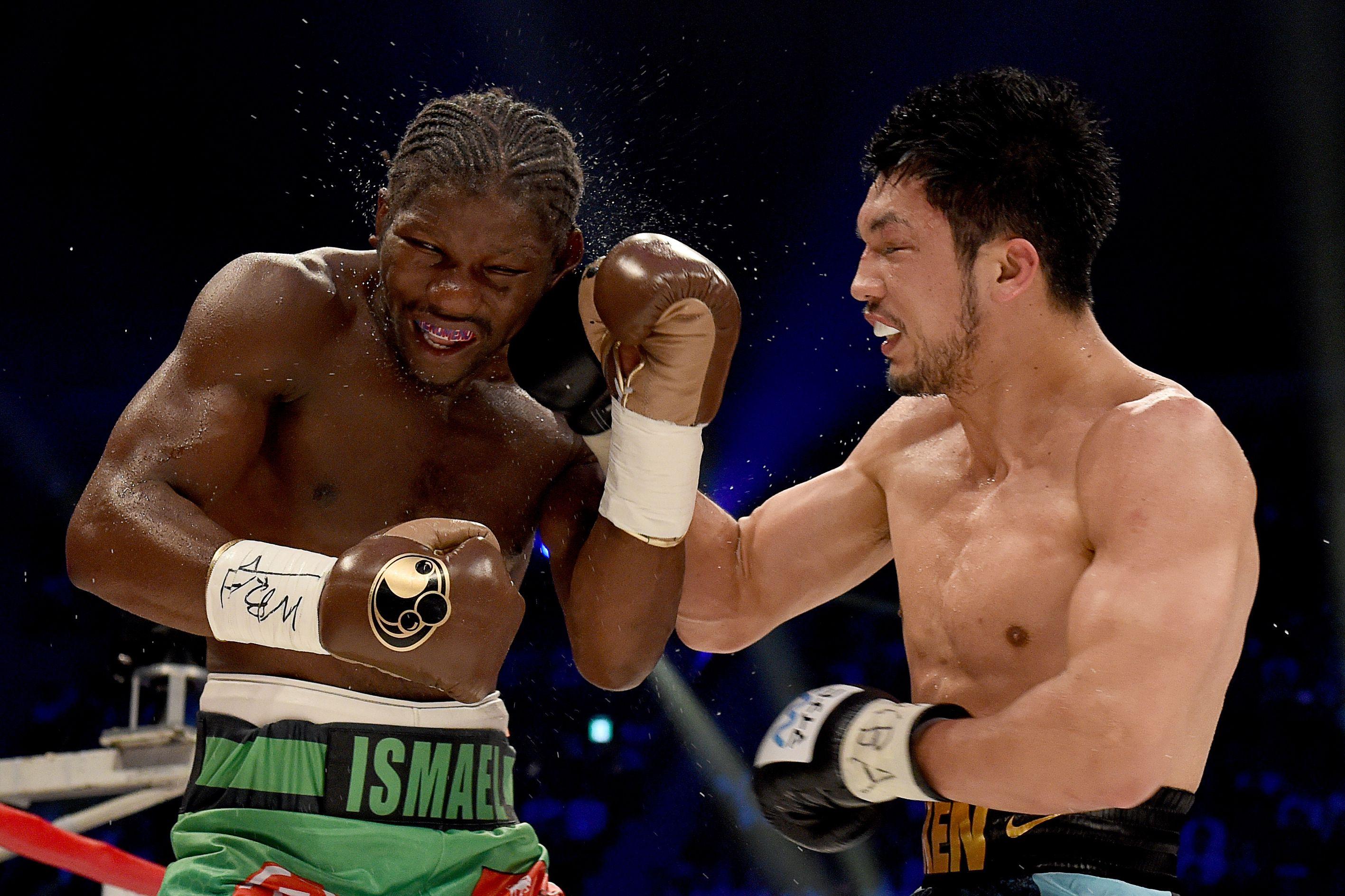 Boxe - Hassan N'Dam surclassé par Ryota Murata