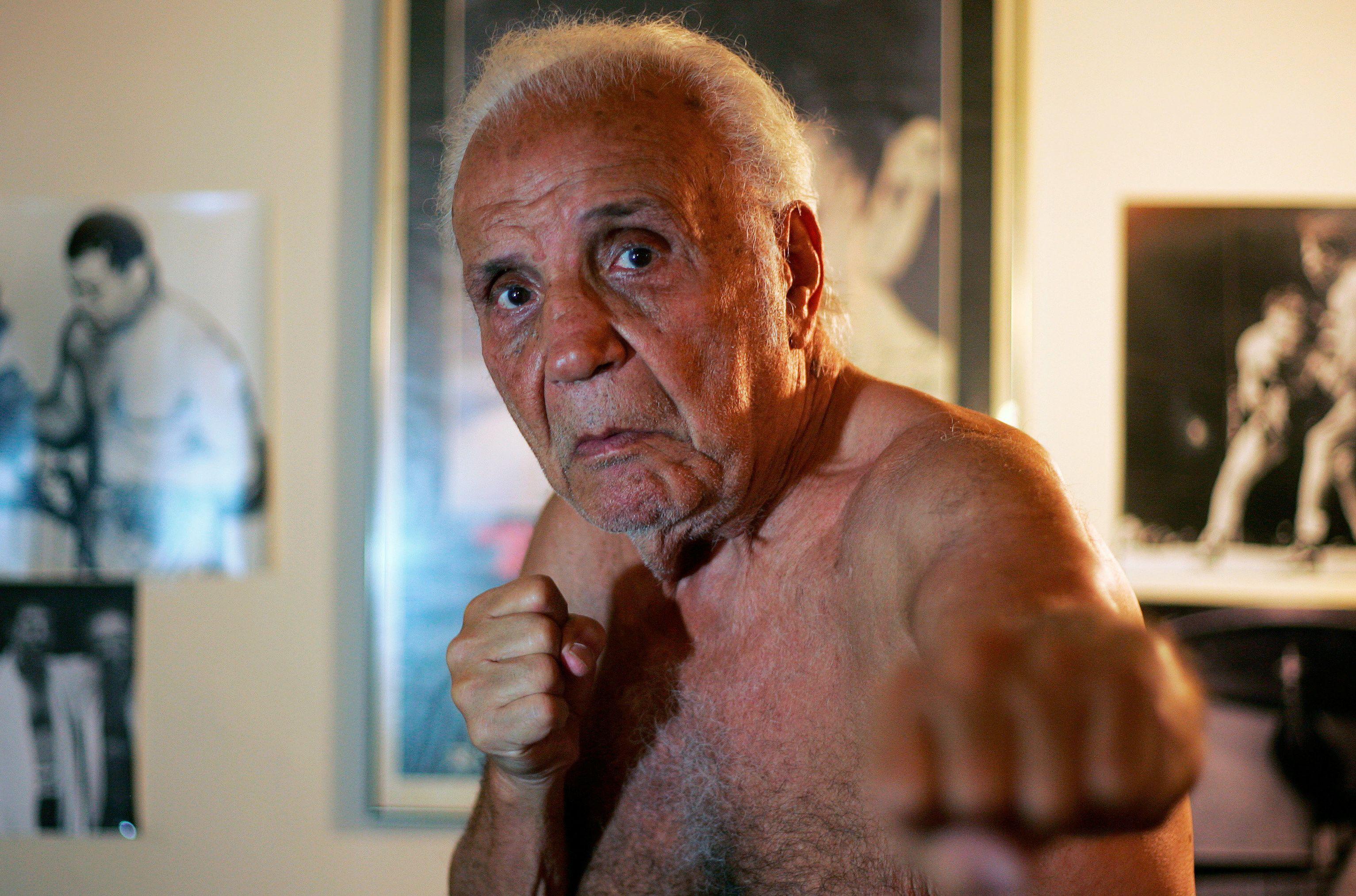 Boxe - Le boxeur Jake LaMotta, «Raging Bull» est mort