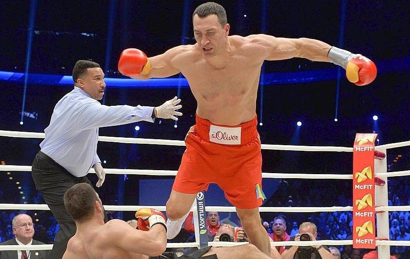 Resultat Klitschko