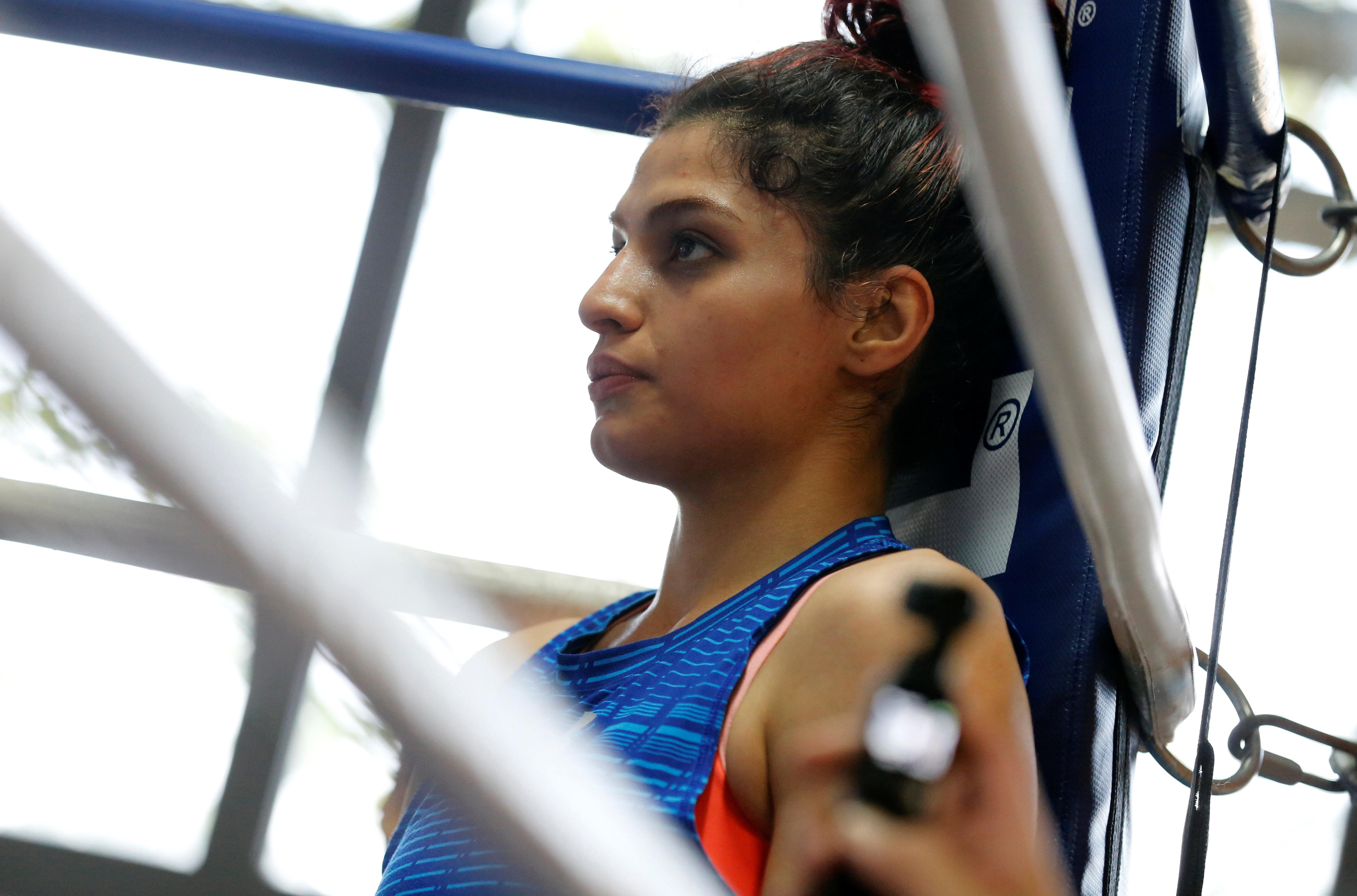 Boxe - Sadaf Khadem, au nom des femmes d'Iran