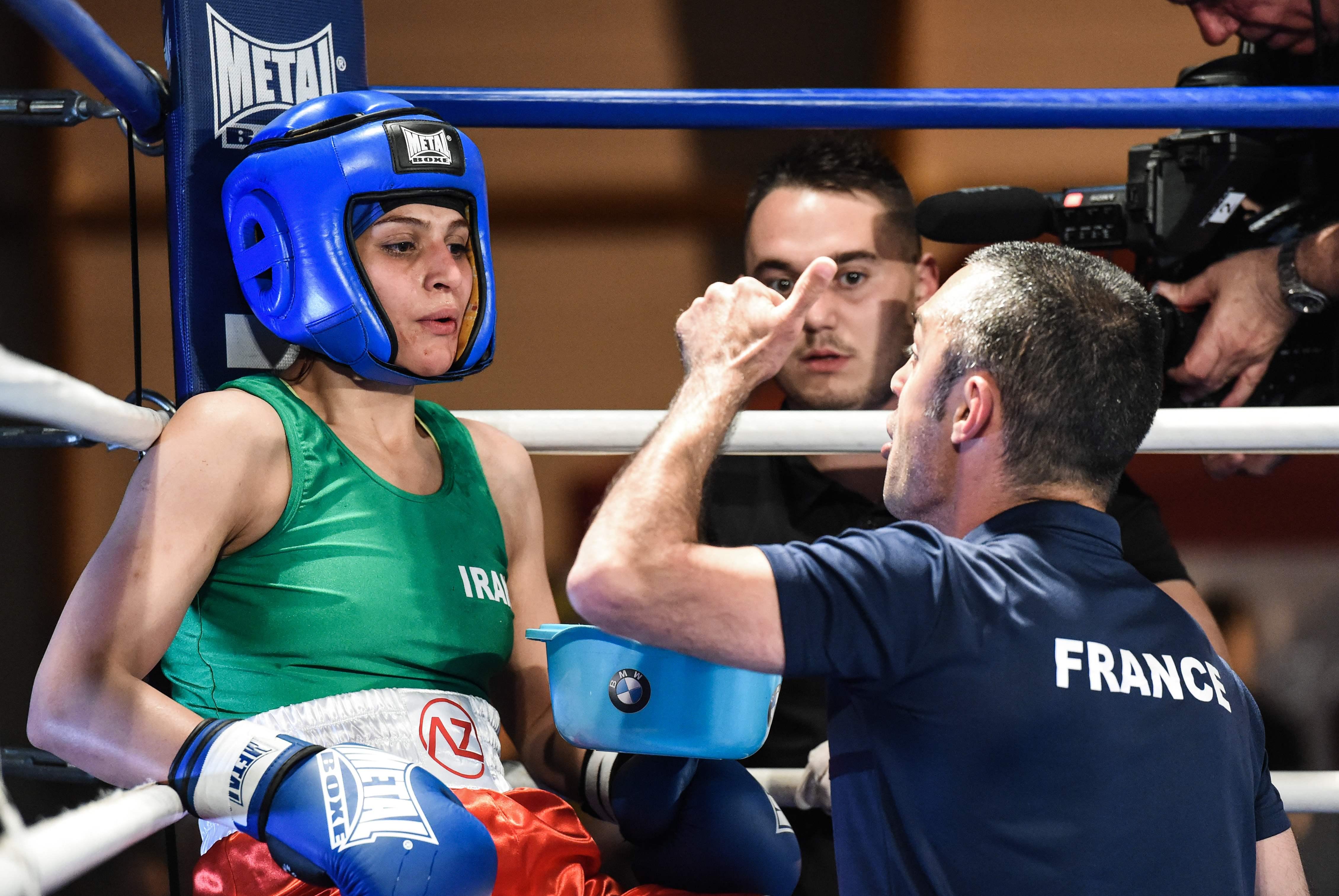 Boxe - Un mandat d'arrêt émis contre Mahyar Monshipour en Iran