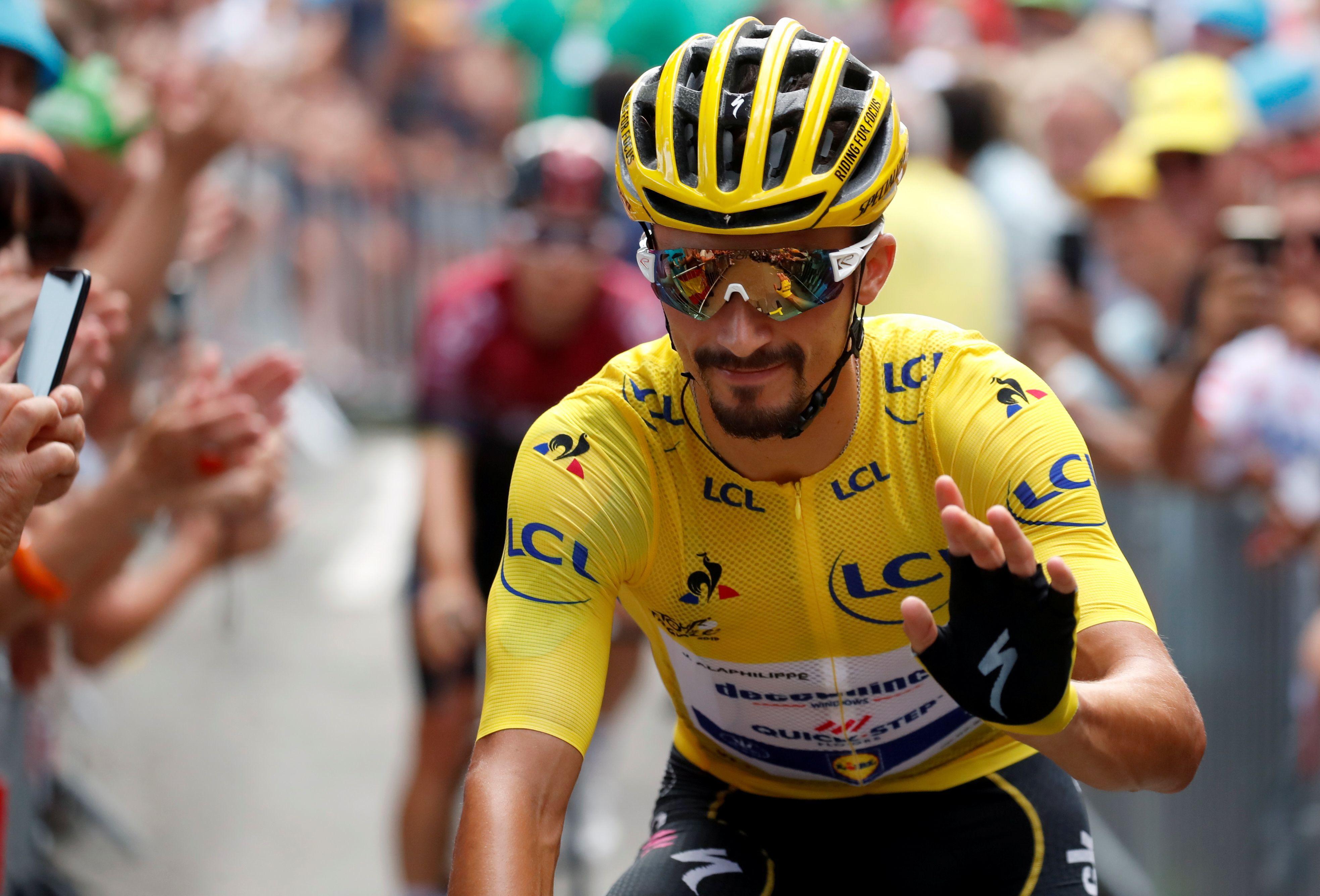 Cyclisme - Alaphilippe renonce au Tour de Lombardie et met un terme à sa folle saison