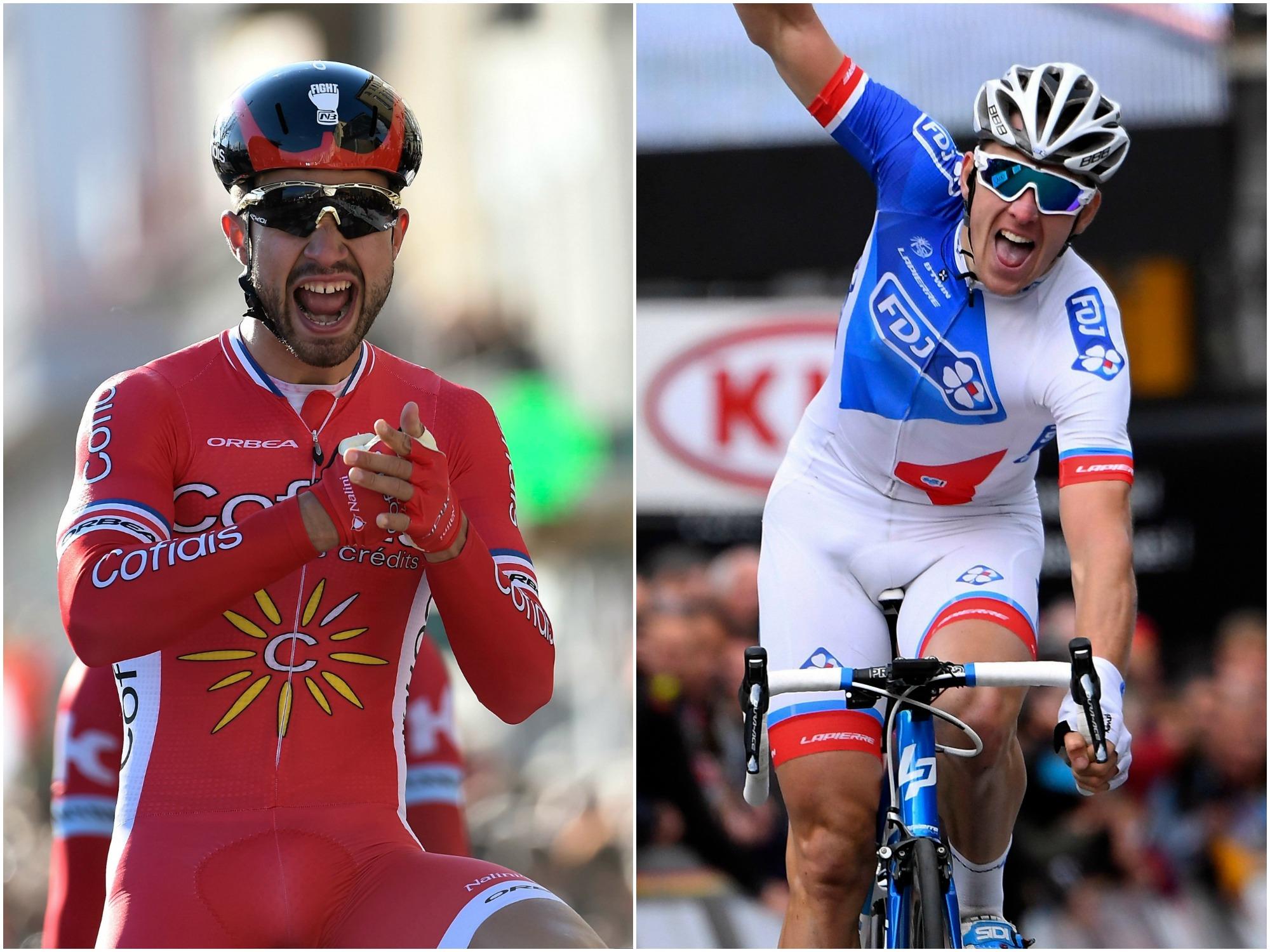 Cyclisme - Bouhanni-Démare, deux chances bleues sur le billard de Doha
