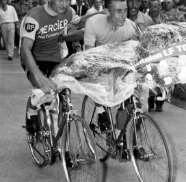 Premier podium en 1964