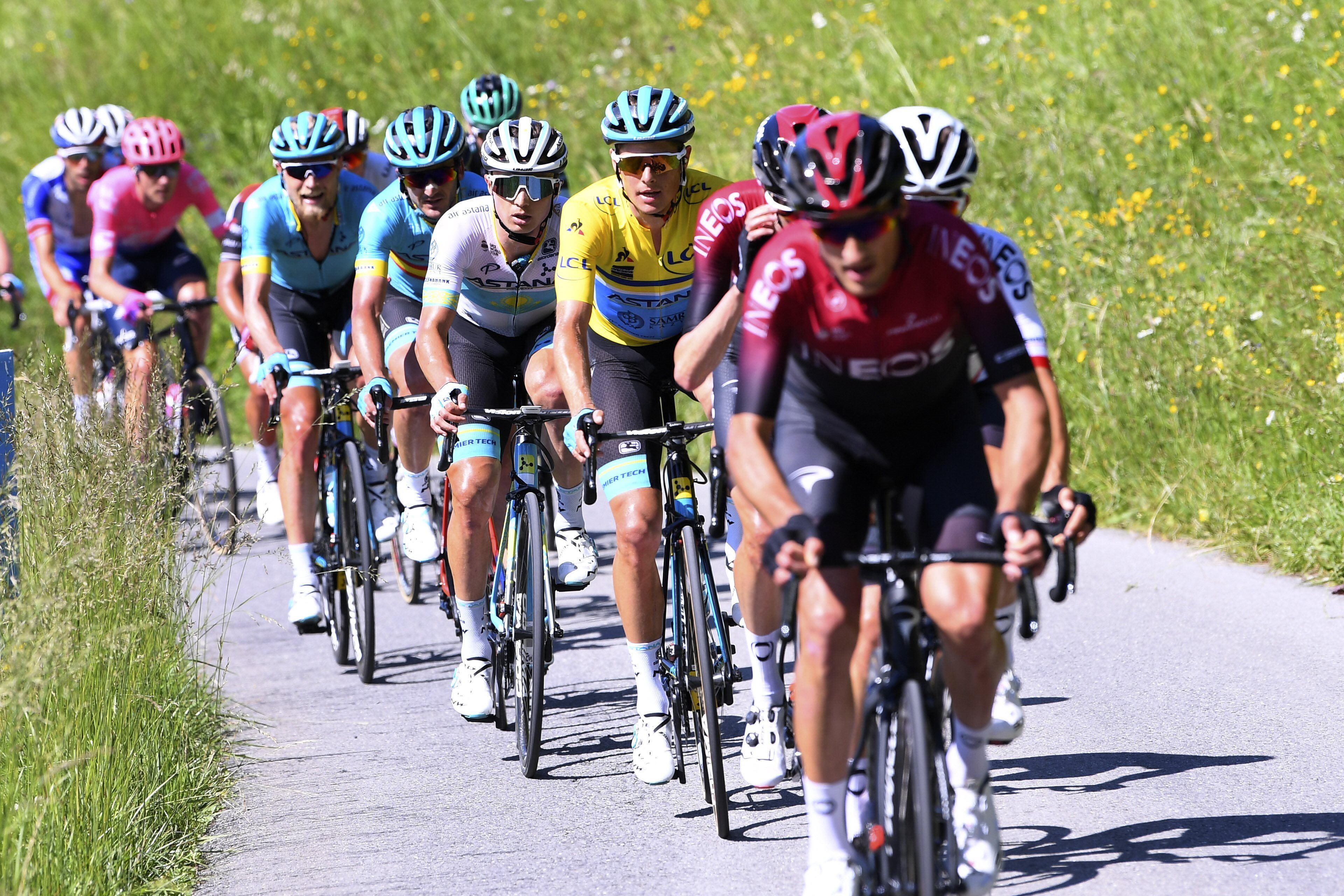Cyclisme - Cinq monuments et trois grands Tours en trois mois : l'UCI dévoile son nouveau calendrier