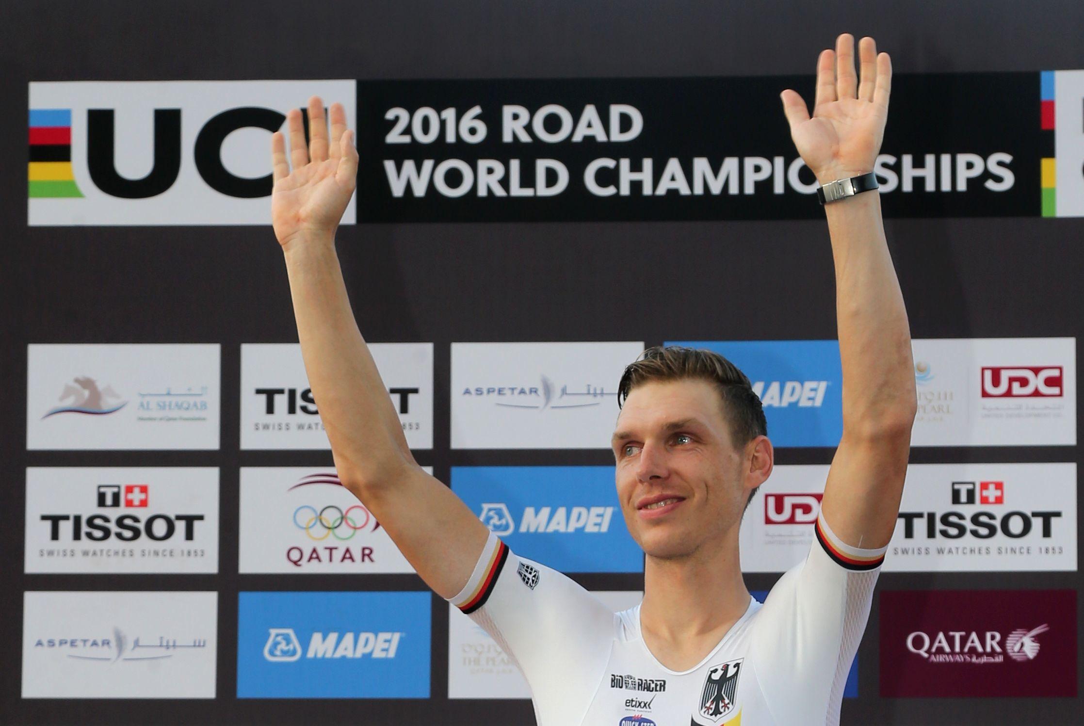 Cyclisme - Contre-la-montre : Tony Martin puissance 4