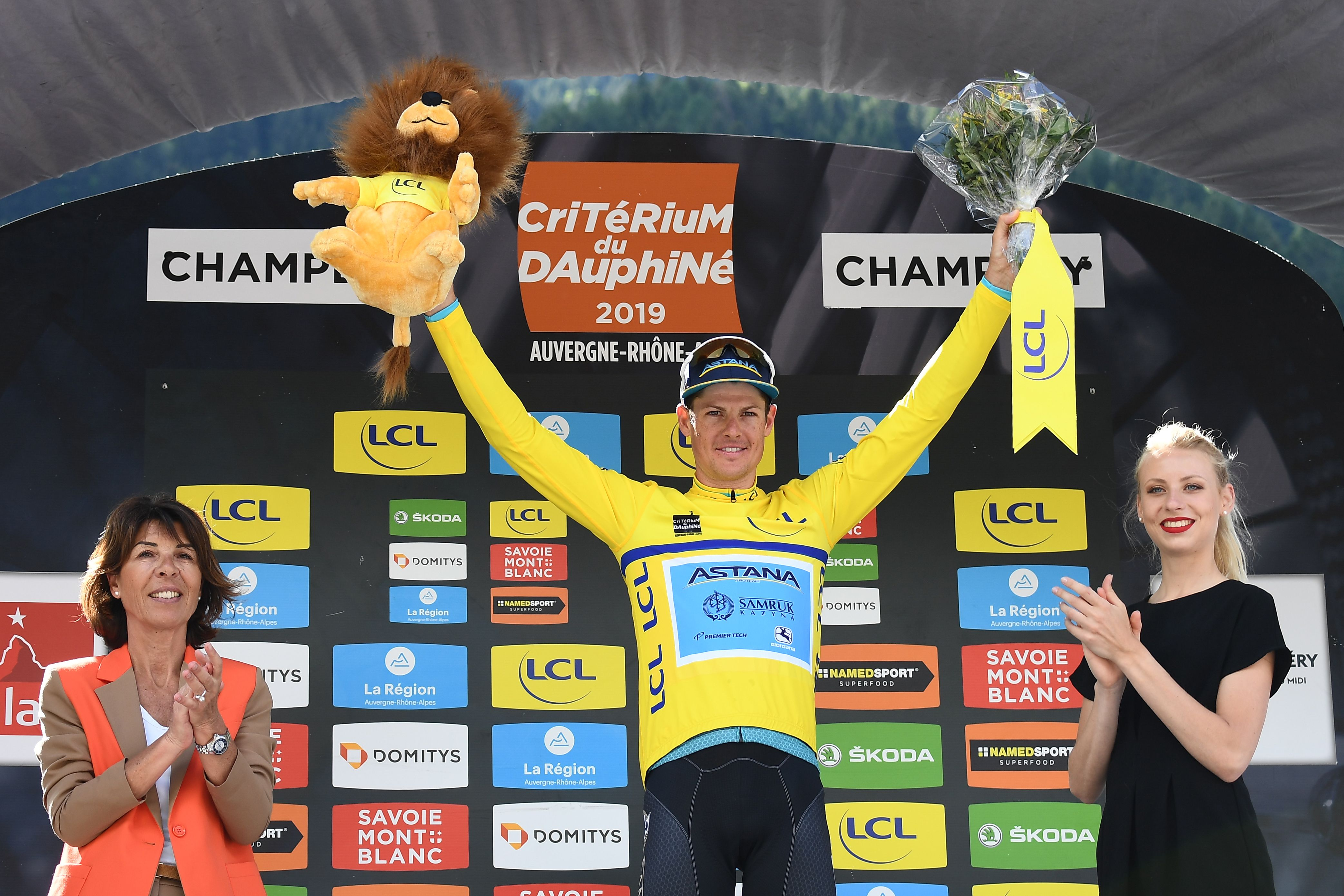 Cyclisme - Dauphiné : Fuglsang vainqueur pour la deuxième fois