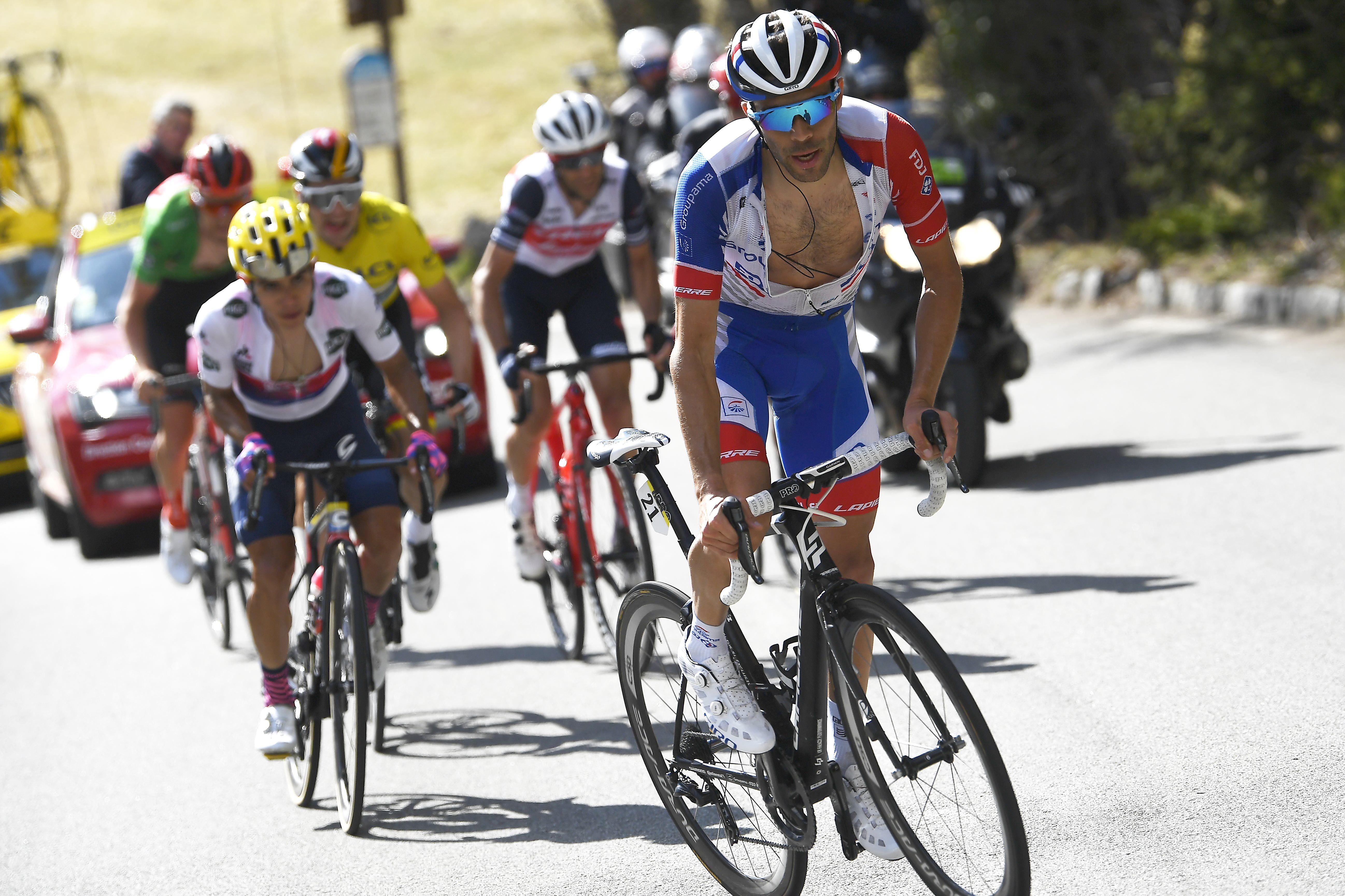 Cyclisme - Groupama-FDJ verrouille Pinot et Démare jusqu'en 2023