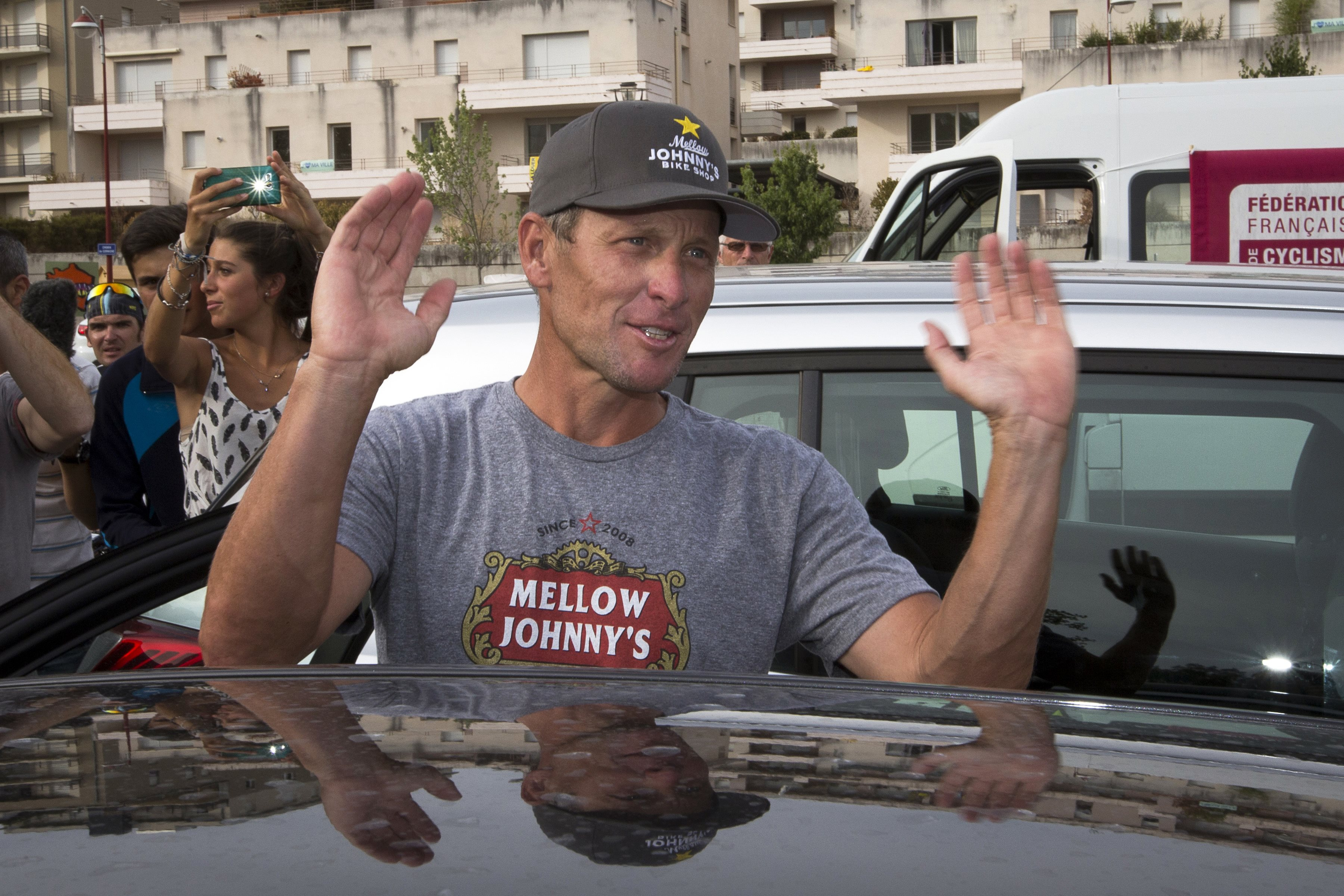 Cyclisme - Lance Armstrong paye 5 M$ pour fermer son dossier judiciaire