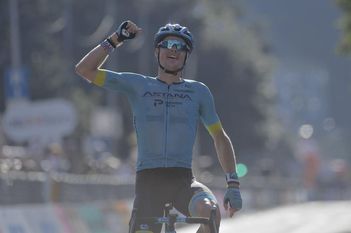 Cyclisme - Le Danois Fuglsang remporte le Tour de Lombardie