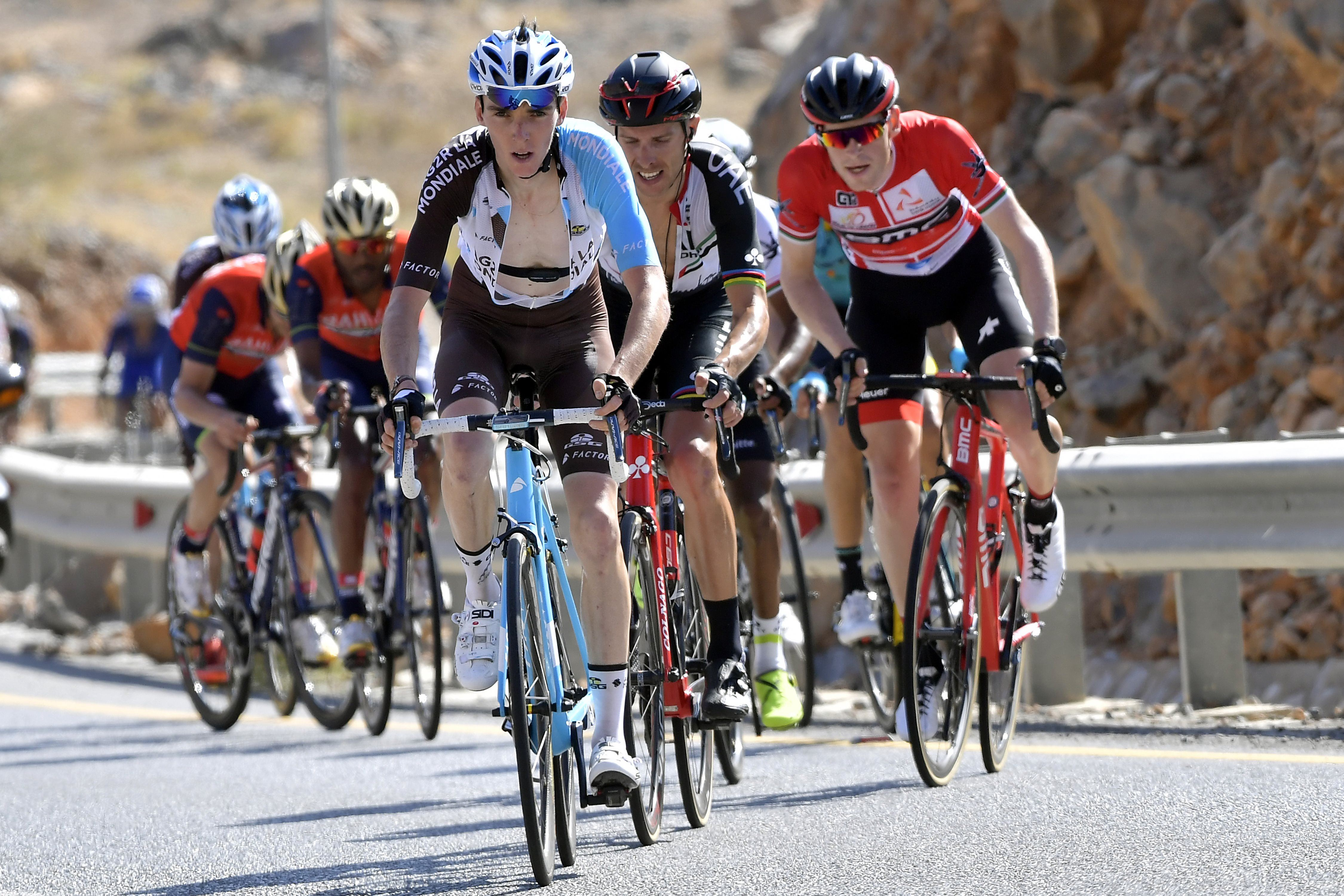 Cycliste Image les 7 duels excitants de la saison cycliste - cyclisme