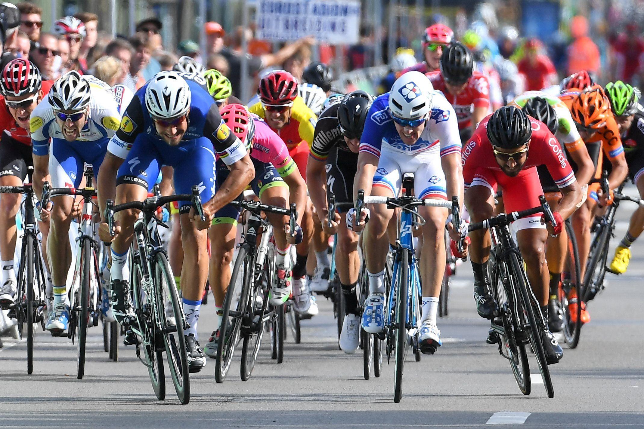 Cyclisme - Paris-Tours, répétition royale pour les flèches du sprint avant Doha