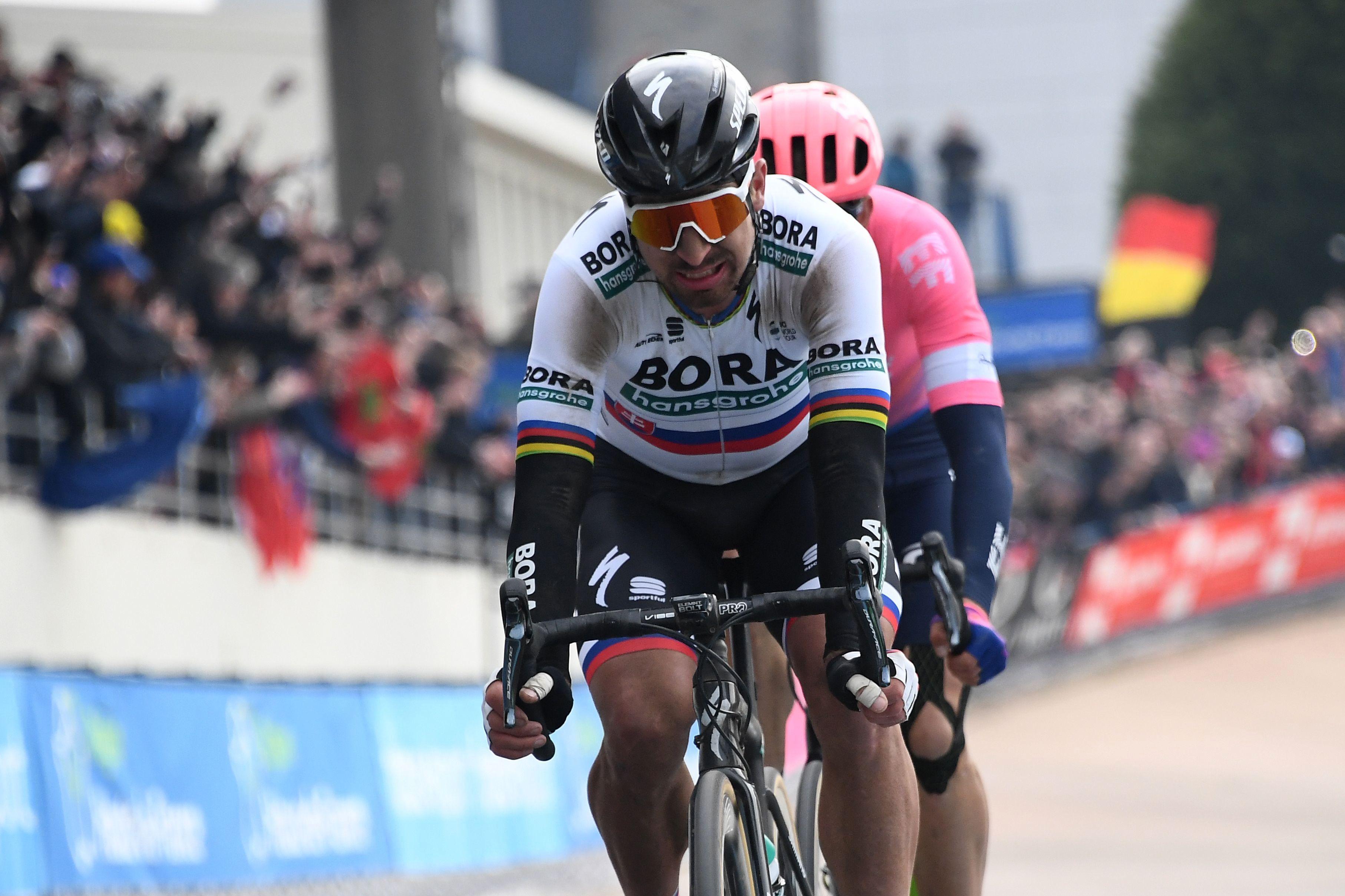 Cyclisme - Peter Sagan, battant mais battu