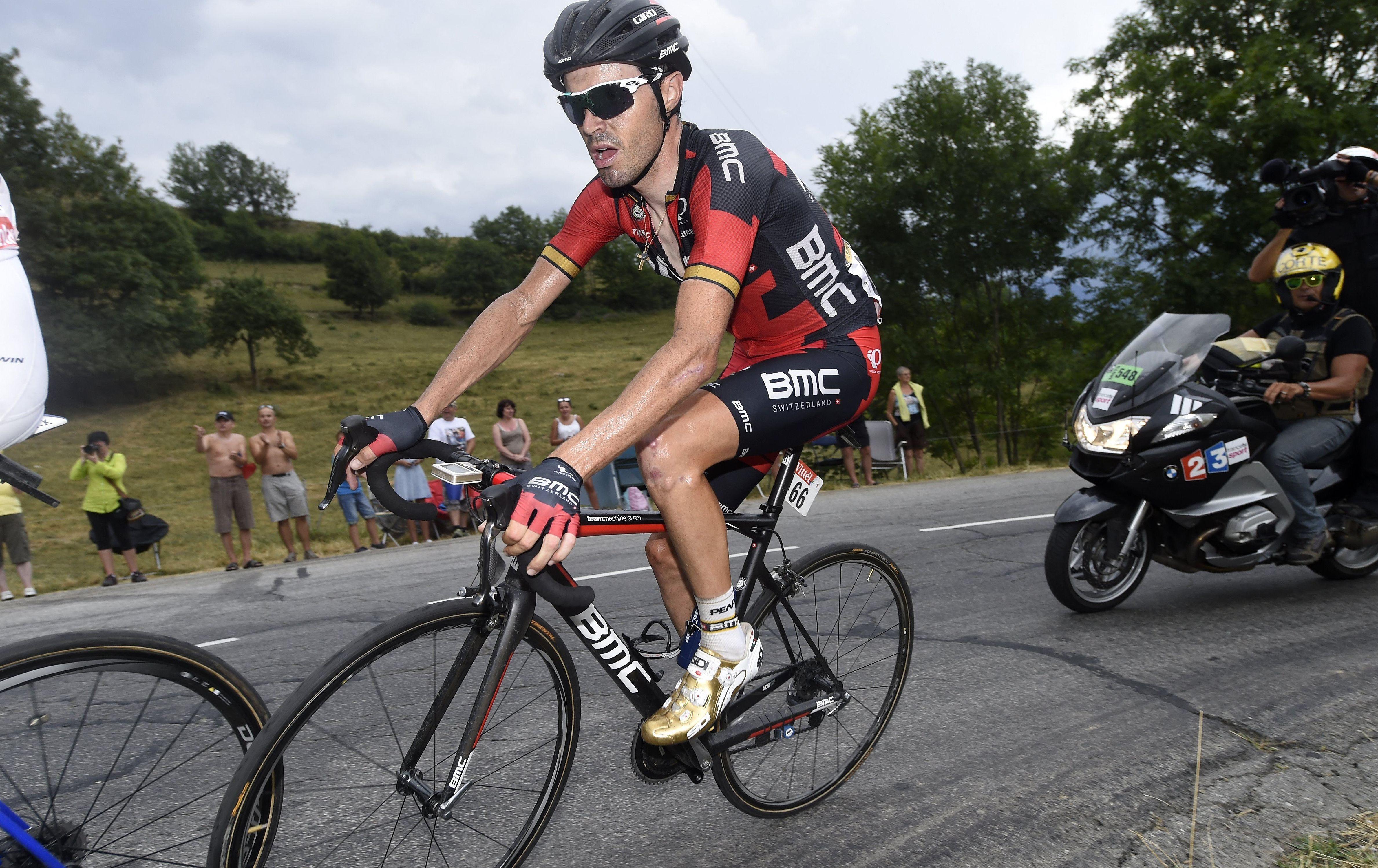Cyclisme - Samuel Sanchez positif à l'hormone de croissance à 39 ans