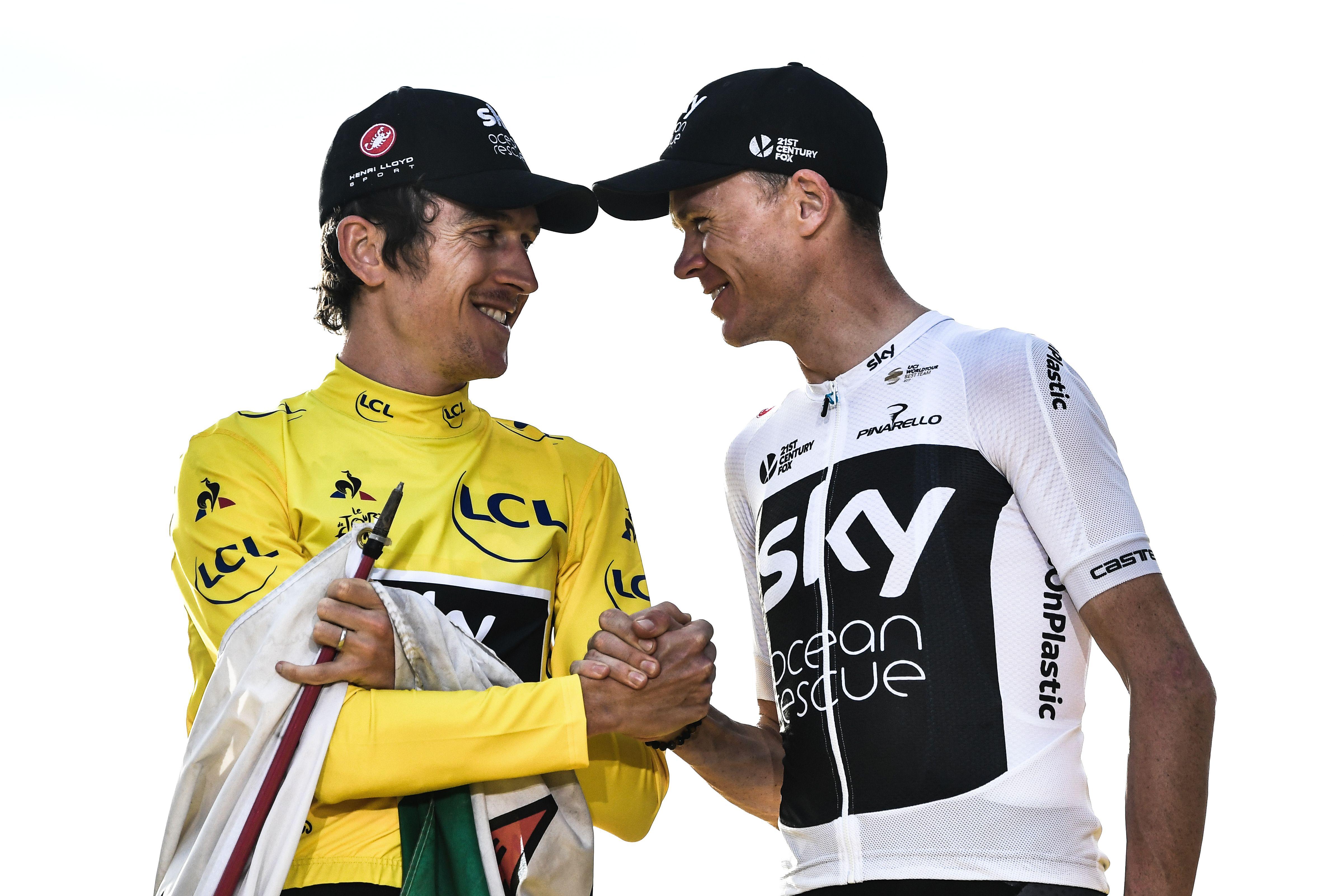 Cyclisme - Sky écrit déjà une suite avec Ineos