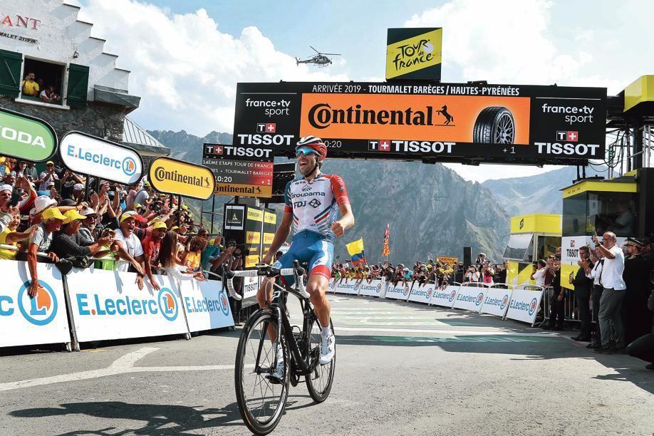 Cyclisme - Thibaut Pinot, le Tour de France déjà en tête