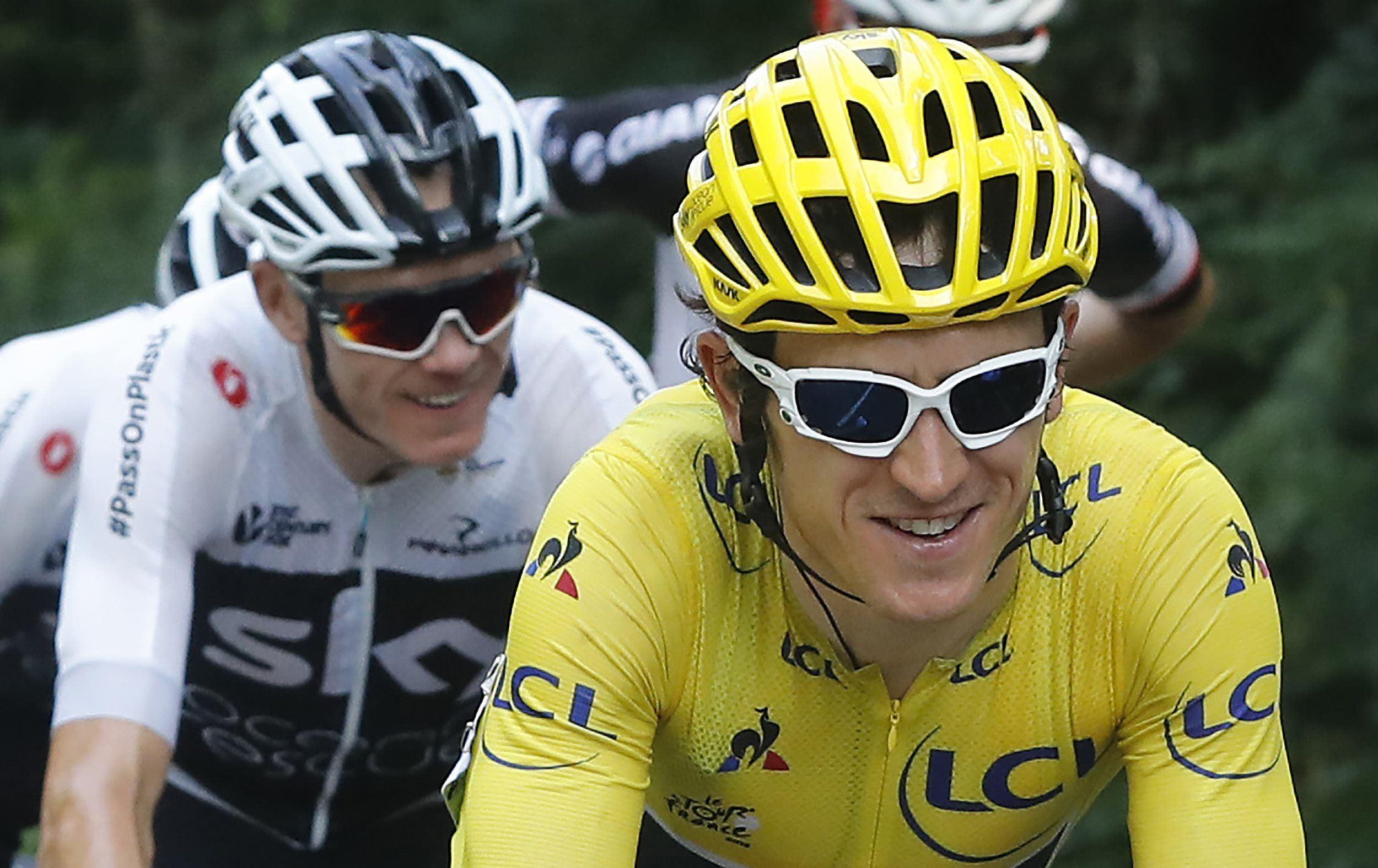 Cyclisme - Thomas zappe le Giro pour mieux penser au Tour de France