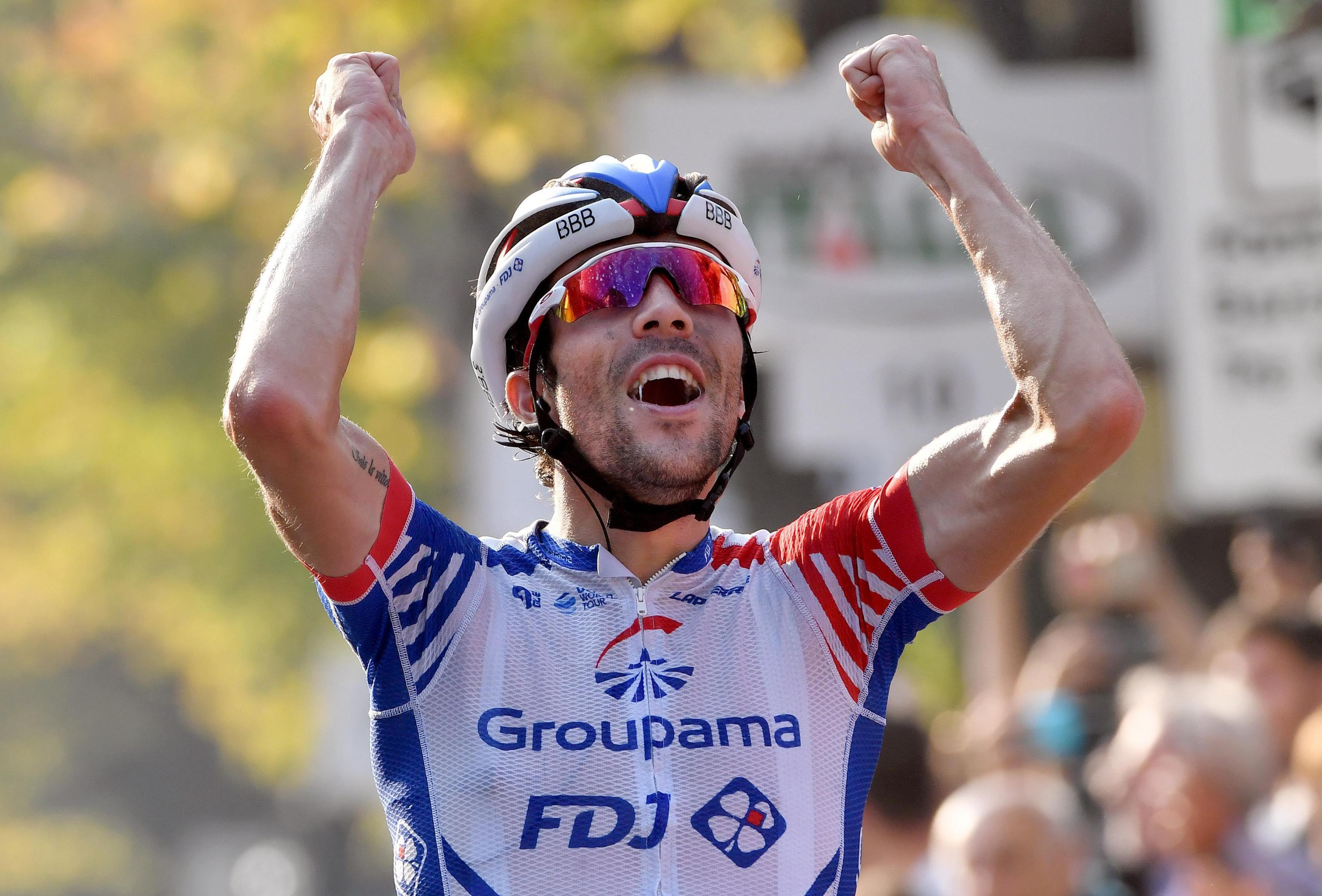 Cyclisme - Tour de Lombardie : le maestro Thibaut Pinot s'offre un «monument»