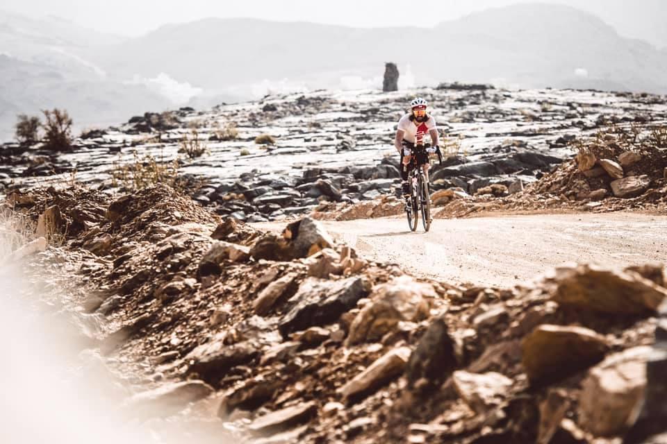 Cyclisme - Un périple en vélo de 5600 km dans le désert pour alerter sur l'urgence climatique