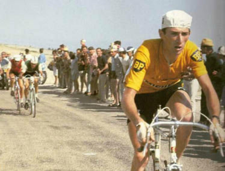 Roger Pingeon dans le Tour de France 1968