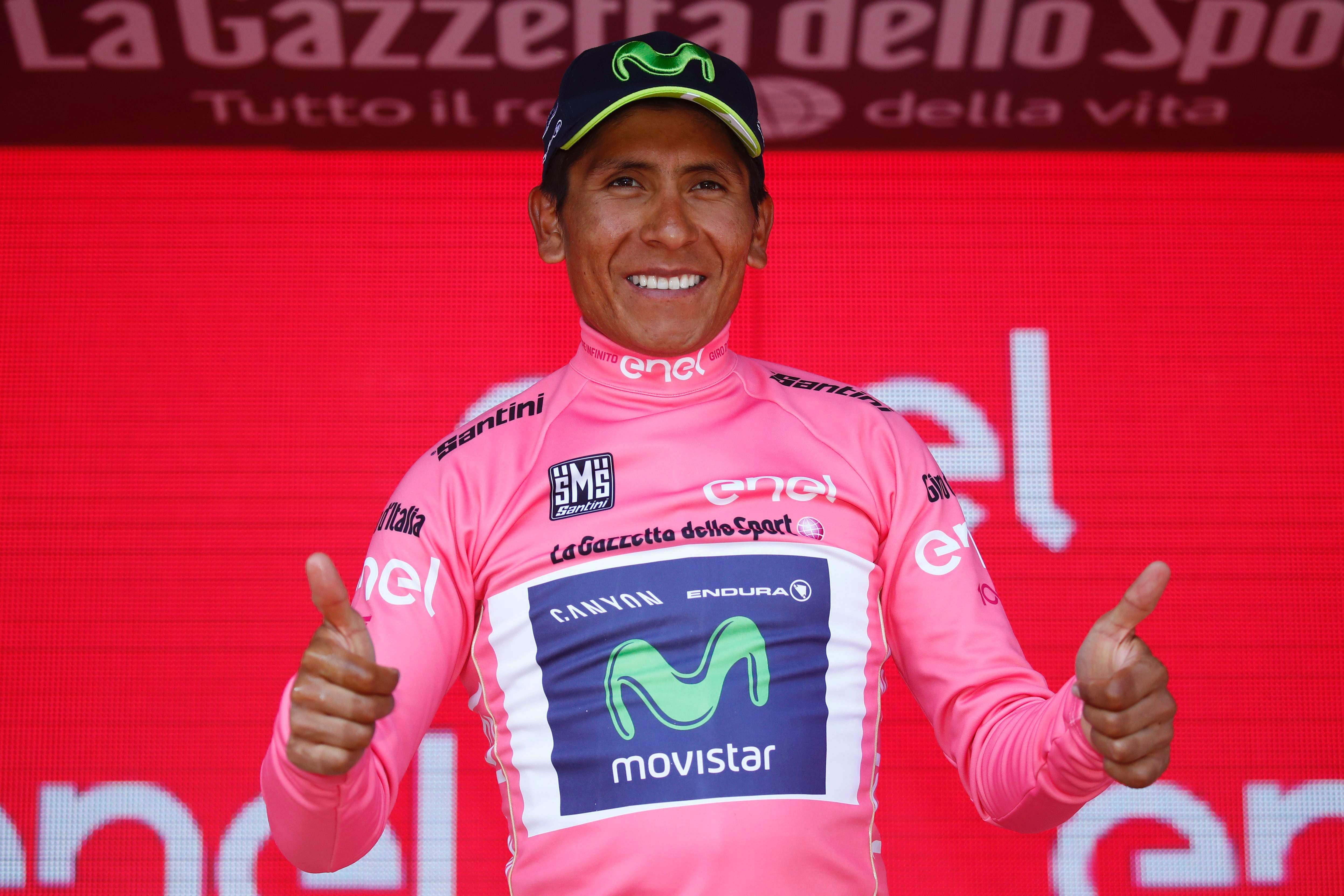 Cyclisme - Giro - Giro : Dumoulin perd la tête, Quintana en rose