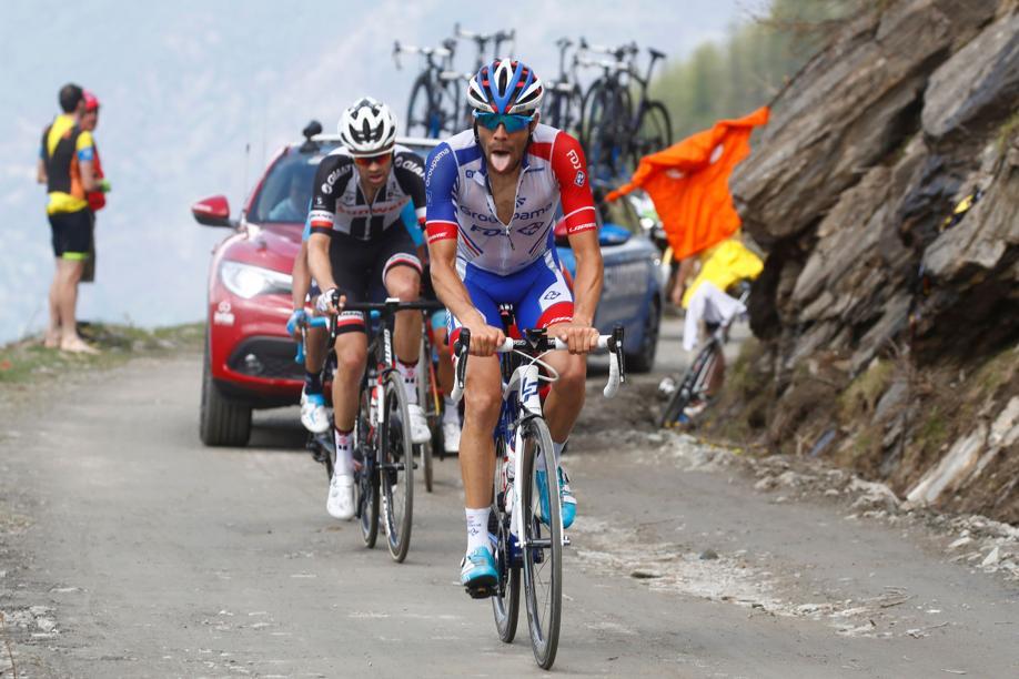 Cyclisme - Giro - Giro : Froome tout près de la victoire finale, Pinot perd tout