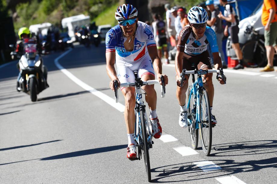Cyclisme - Giro - Giro :  Un grand Pinot crée la sensation