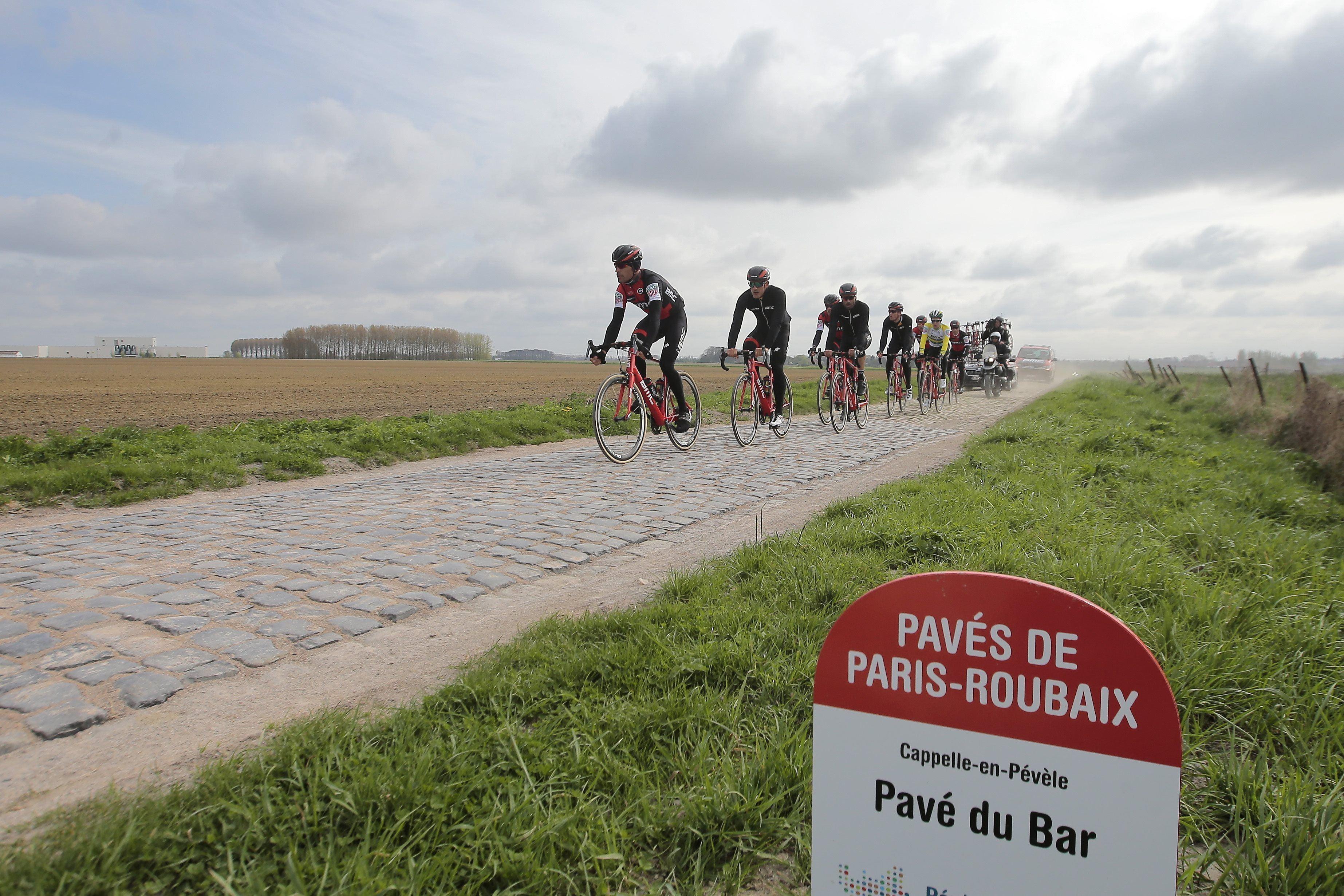 Cyclisme - Tour de France - 21,7 kilomètres de pavés, une épreuve dans l'épreuve