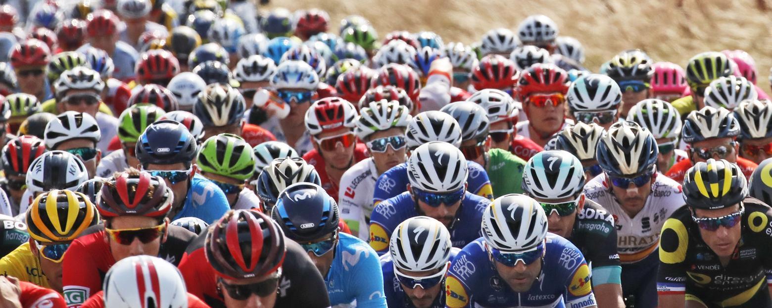 Cyclisme -  Tour de France - 5 raisons de suivre la 12e étape du Tour