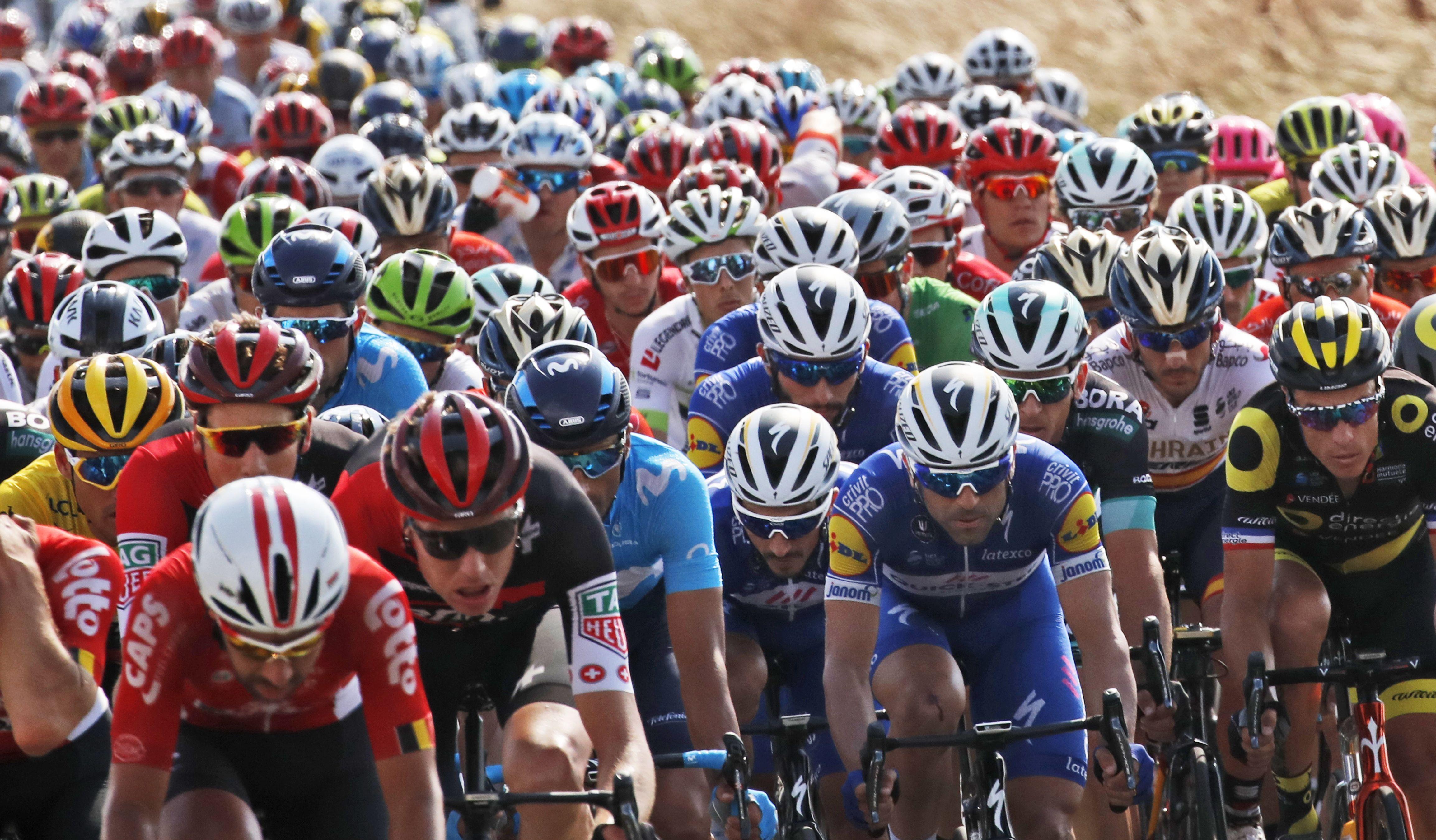 Cyclisme - Tour de France - 5 raisons de suivre la 8e étape du Tour