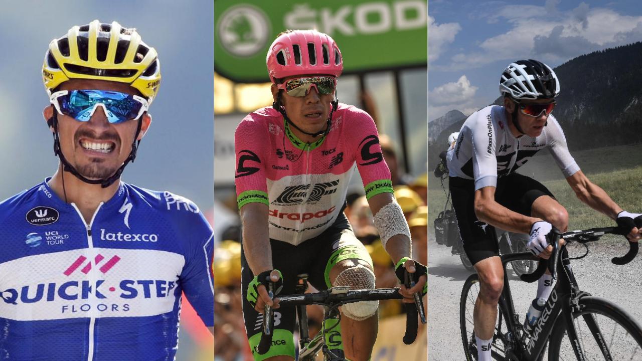Cyclisme -  Tour de France - Alaphilippe, Uran, Froome : Ce qu'il faut retenir de la 10e étape