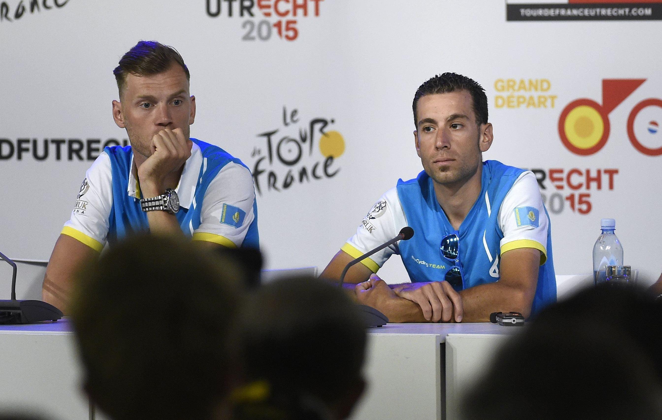 Astana priv e de boom tour de france cyclisme - Vente privee sport cyclisme ...