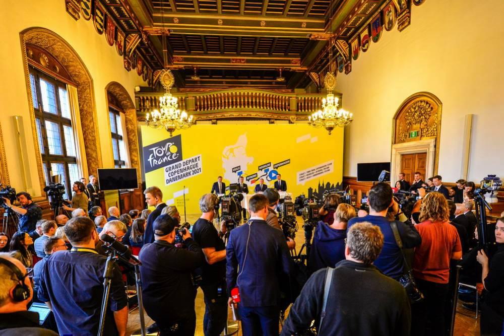 Cyclisme -  Tour de France - Copenhague veut faire souffler le vent de la passion sur le Tour 2021