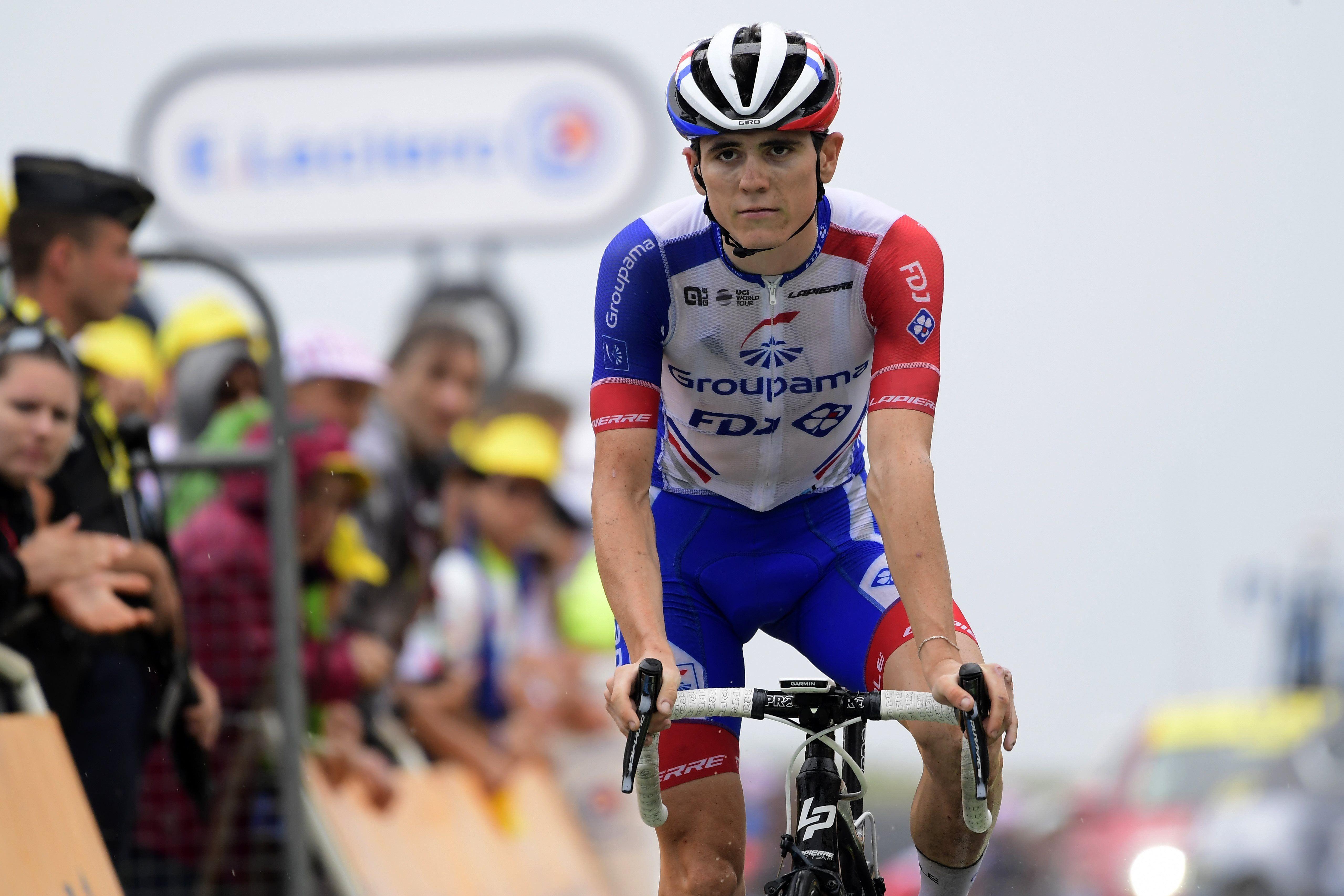 Cyclisme - Tour de France - David Gaudu, l'ange gardien dans l'ombre de Pinot