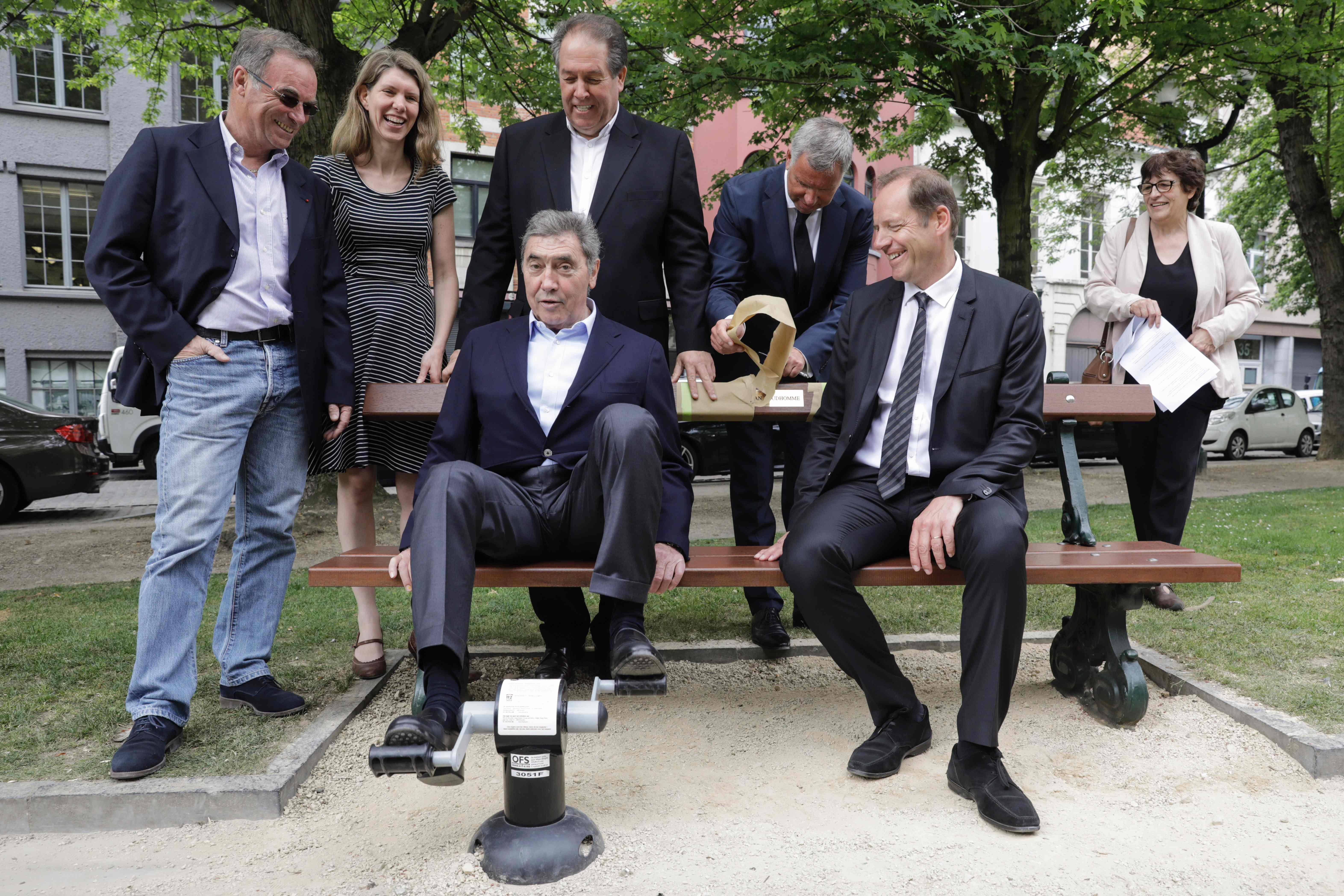 Cyclisme - Tour de France - En 2019, le Tour de France partira de Bruxelles pour honorer Merckx