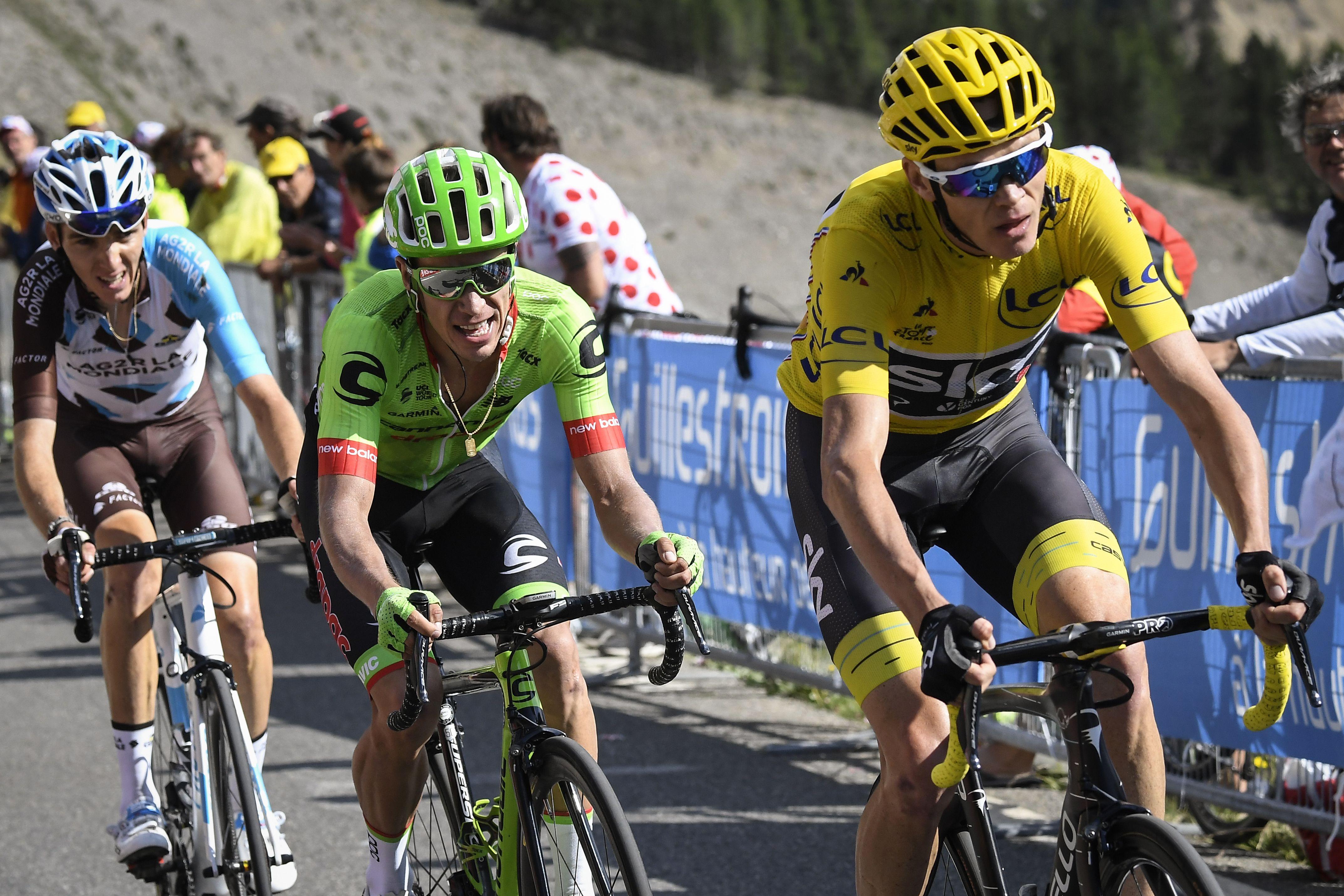 Cyclisme - Tour de France - Froome a muselé Bardet pour filer vers un quatrième sacre