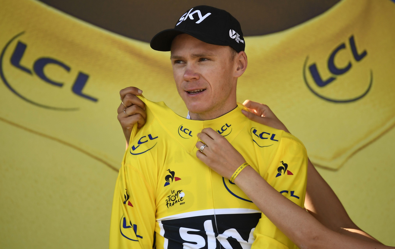 Cyclisme - Tour de France - Froome : «Tout laisser sur la route après on verra»