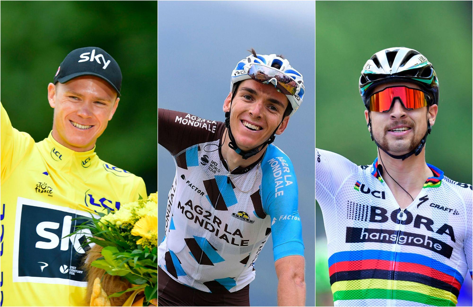 Cyclisme - Tour de France - Froome, Bardet, Barguil, Sagan : le carnet de notes du Tour