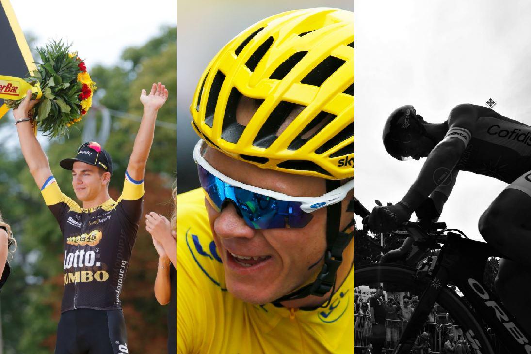 Cyclisme - Tour de France - Groenewegen, Froome, Bouhanni : les tops et les flops de la 21e étape