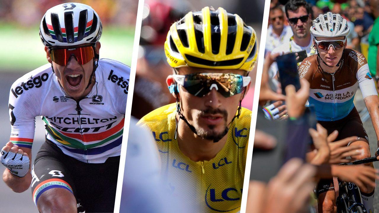 Cyclisme - Tour de France - Impey, Alaphilippe, Bardet : Ce qu'il faut retenir de la 9e étape du Tour