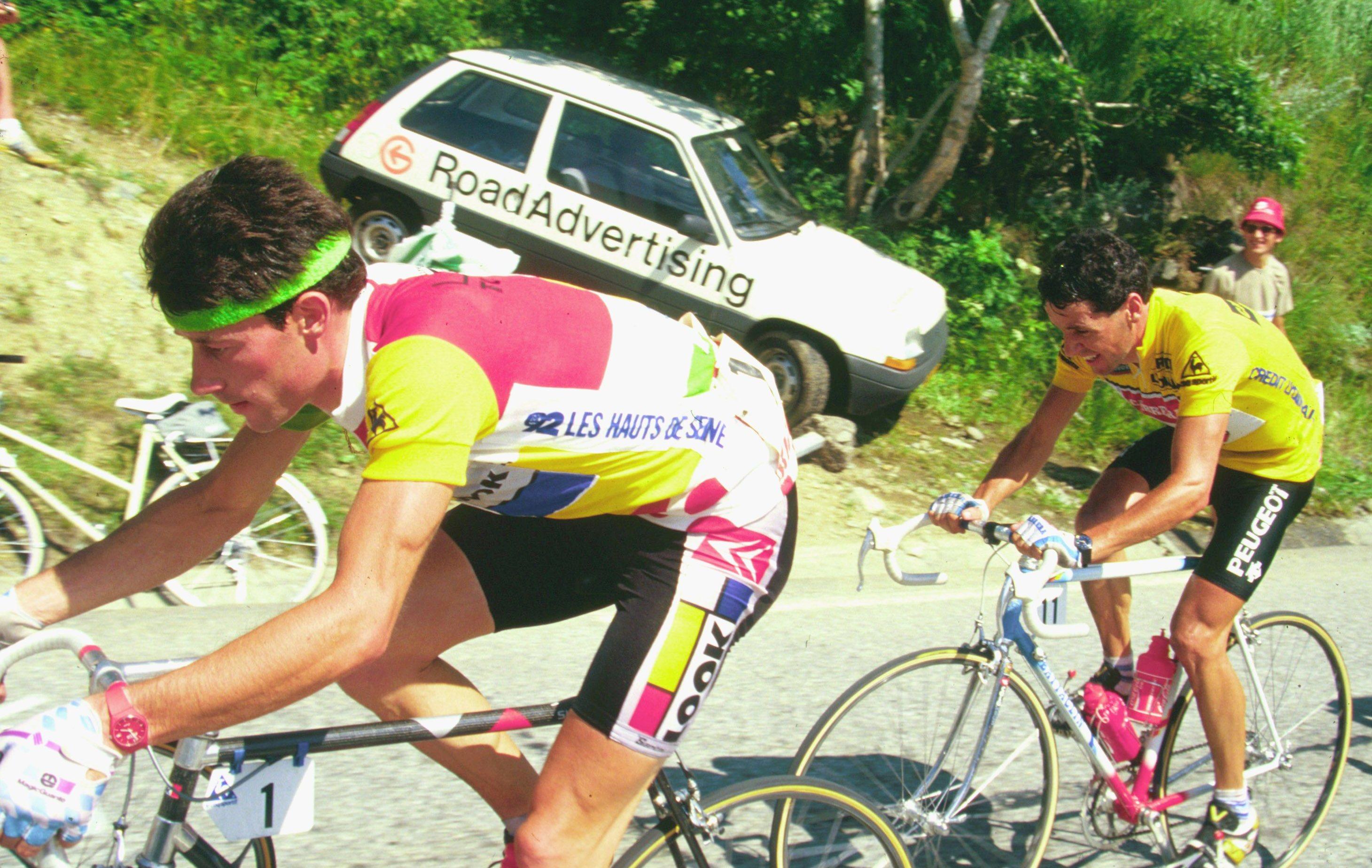 Jean Francois Bernard Tour De France