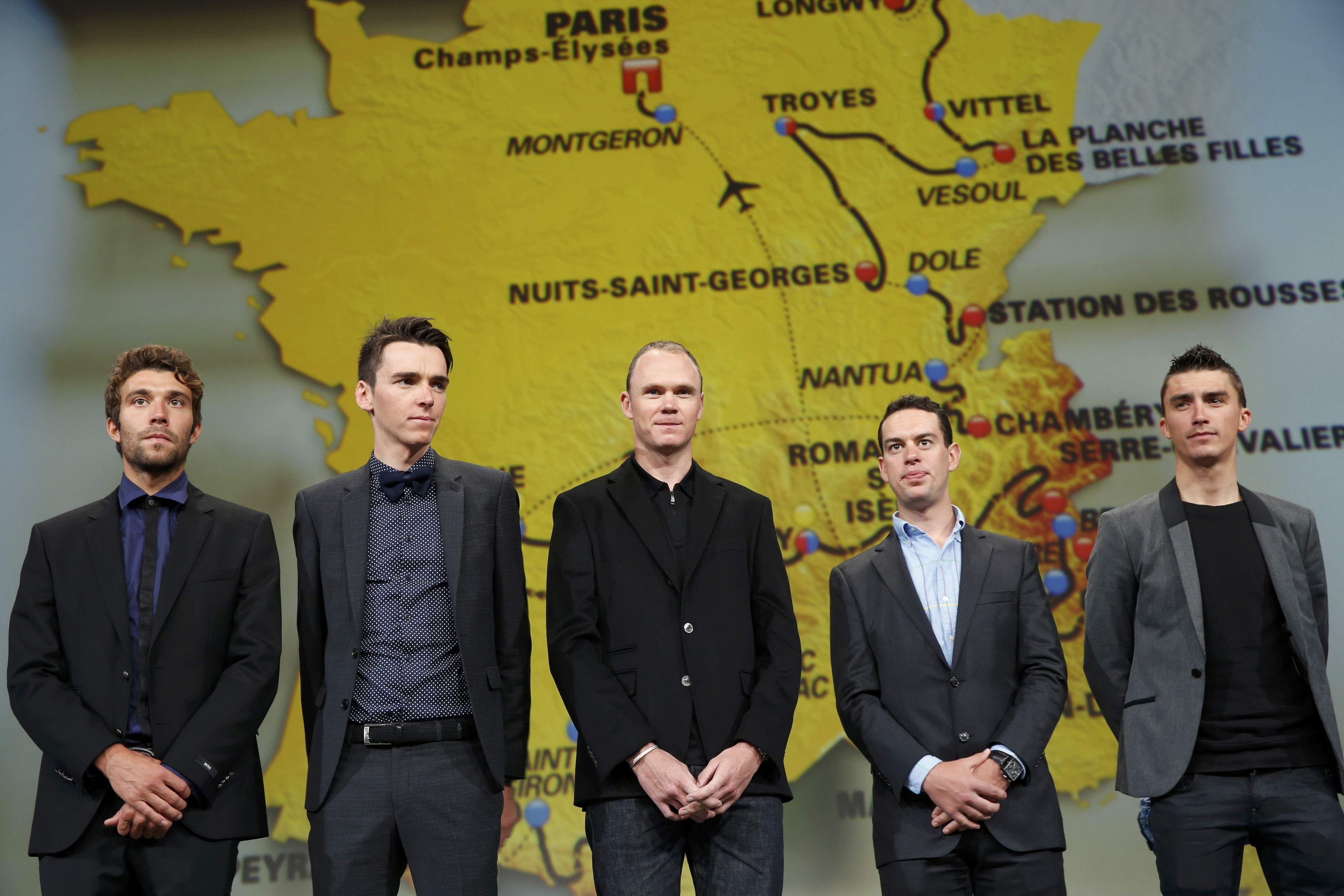 Cyclisme - Tour de France - Le Tour 2017 veut donner le tournis