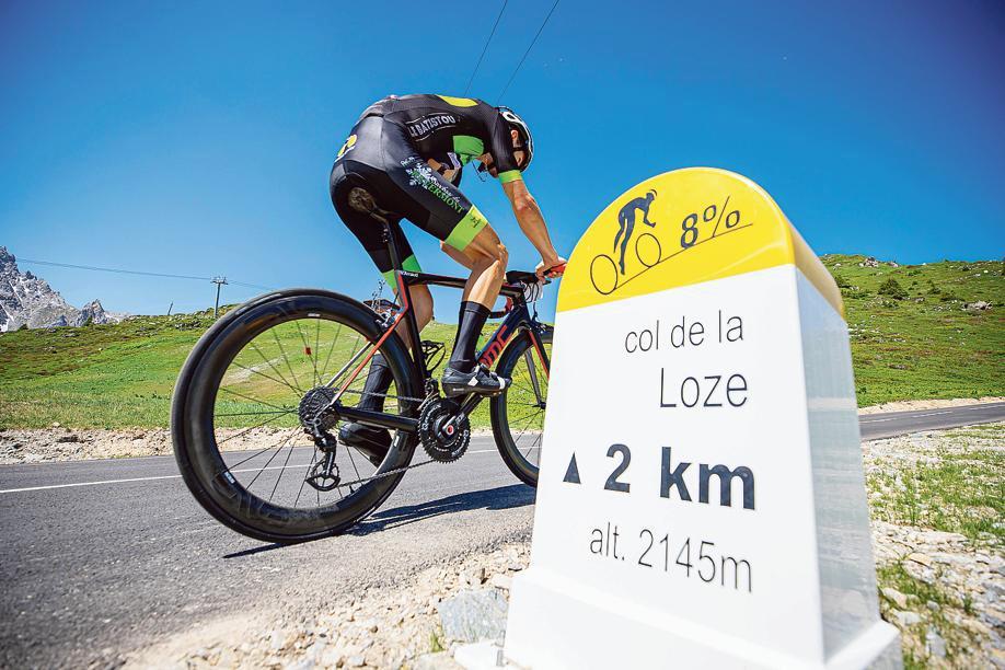 Cyclisme - Tour de France - Col de la Loze, Grand Colombier : le Tour a de la suite dans les idées