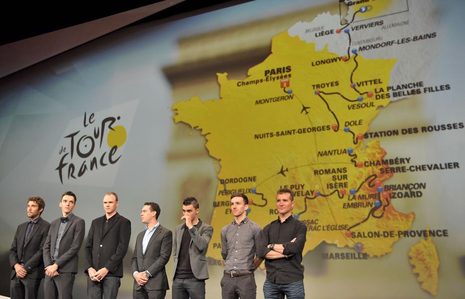Cyclisme - Tour de France - Les principales informations à connaître sur le Tour de France 2017