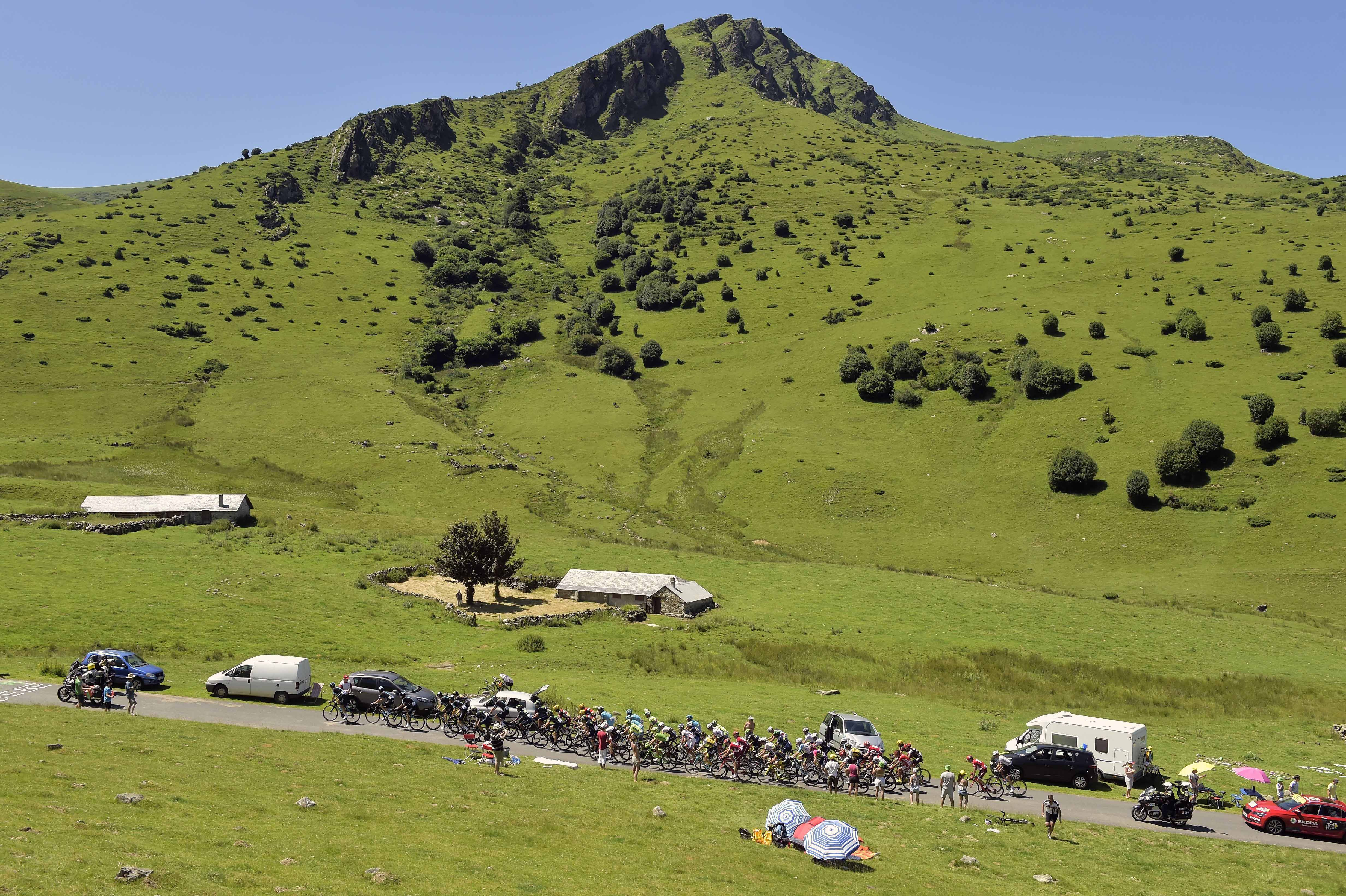 Cyclisme - Tour de France - Tour 2017 : Moins de cols et pourtant encore plus difficile