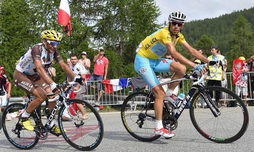 Péraud, le troisième Français - Tour de France - Cyclisme -