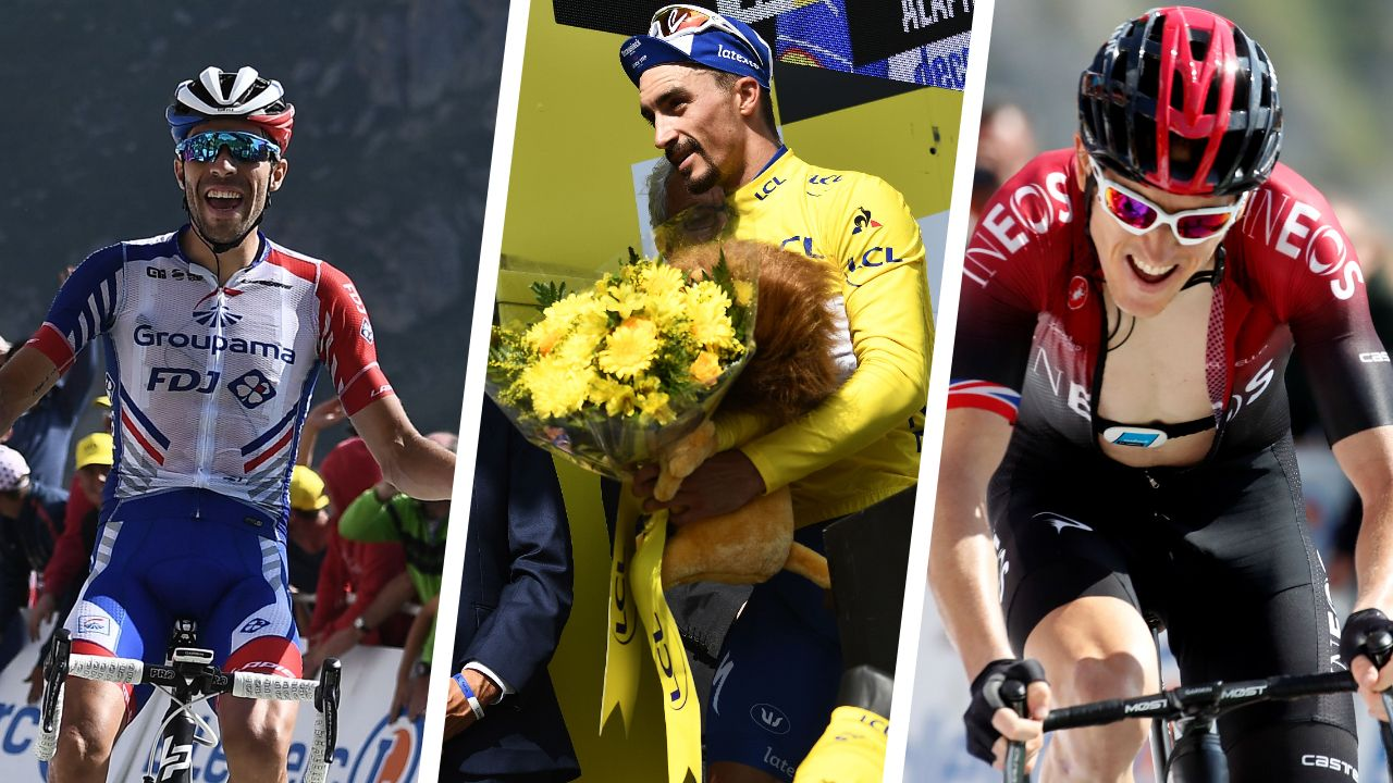 Cyclisme - Tour de France - Pinot, Alaphilippe, Thomas... Ce qu'il faut retenir de la 14e étape du Tour