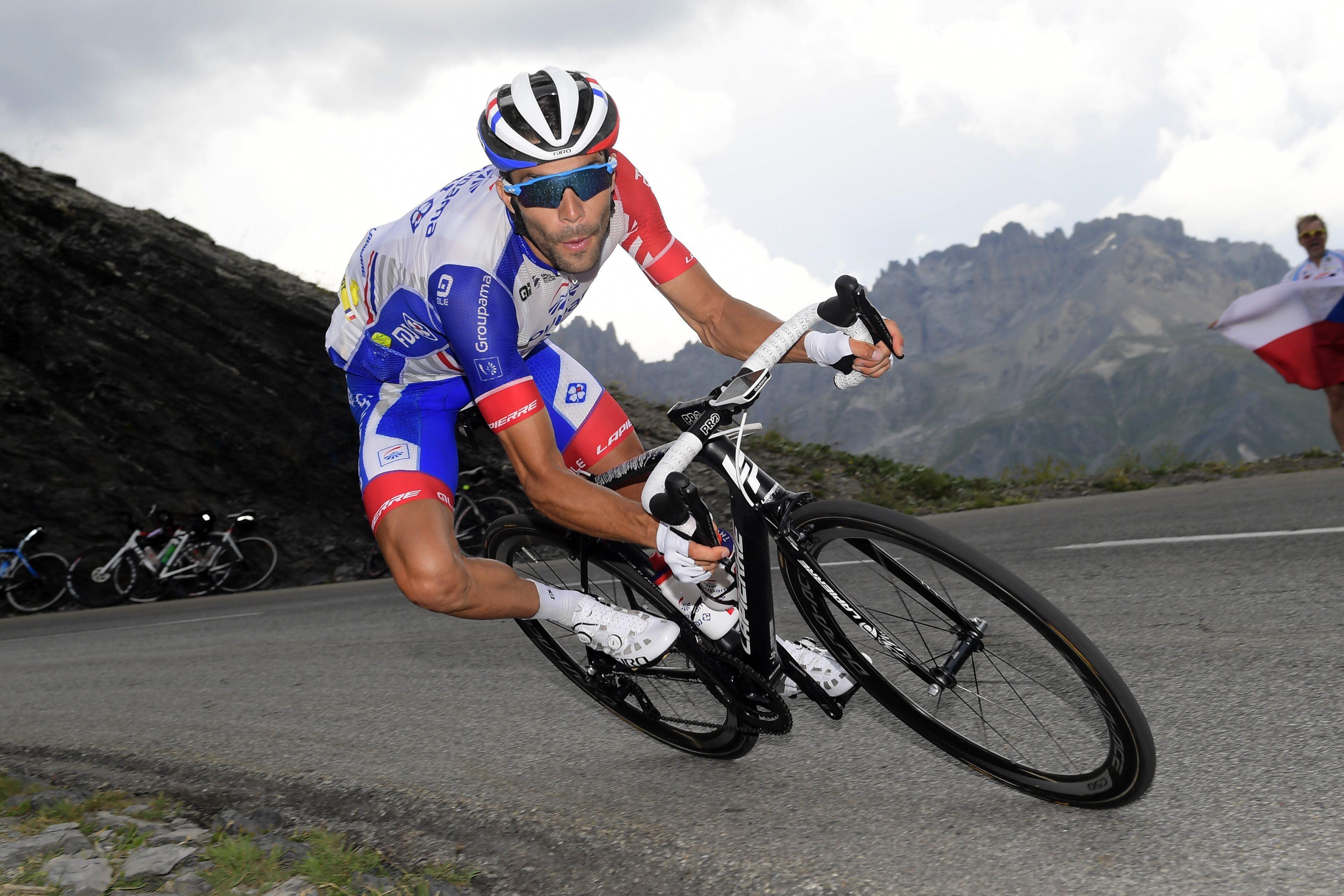 Cyclisme - Tour de France - Pinot affiche ses ambitions en 2020 : «Gagner des courses et faire un bon Tour»