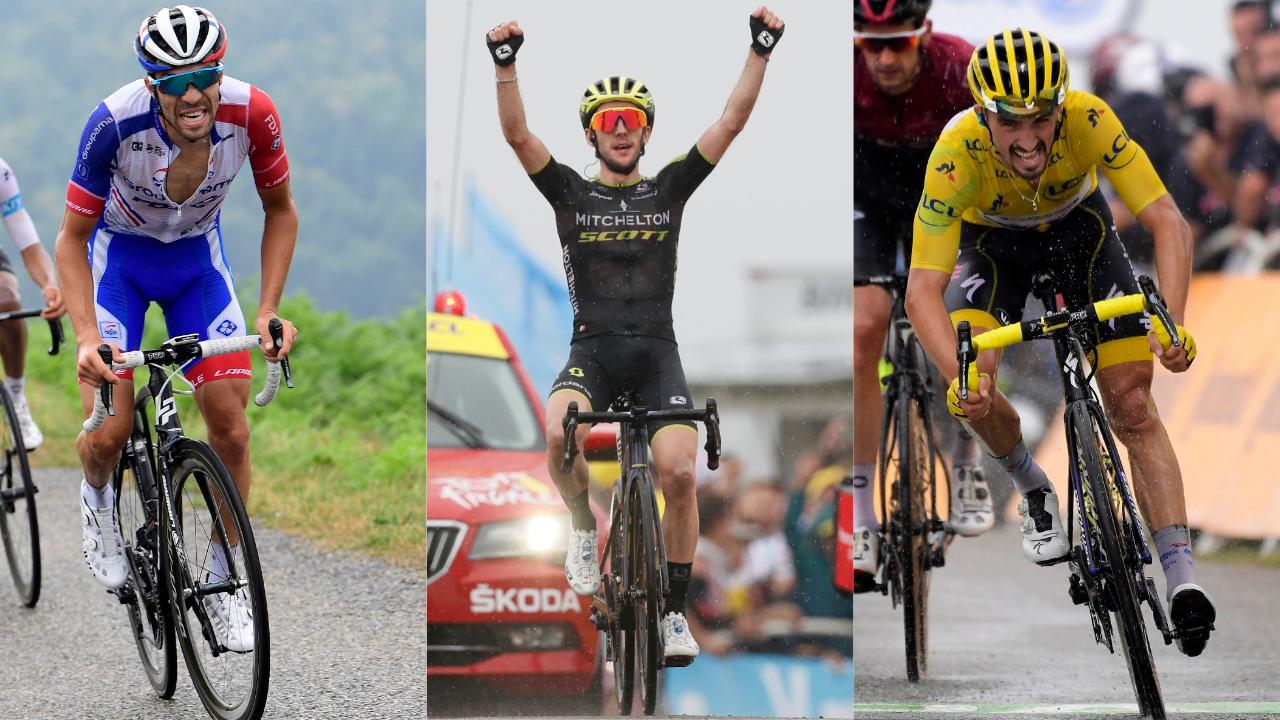 Cyclisme - Tour de France - Pinot, Yates, Alaphilippe : ce qu'il faut retenir de la 2e partie du Tour