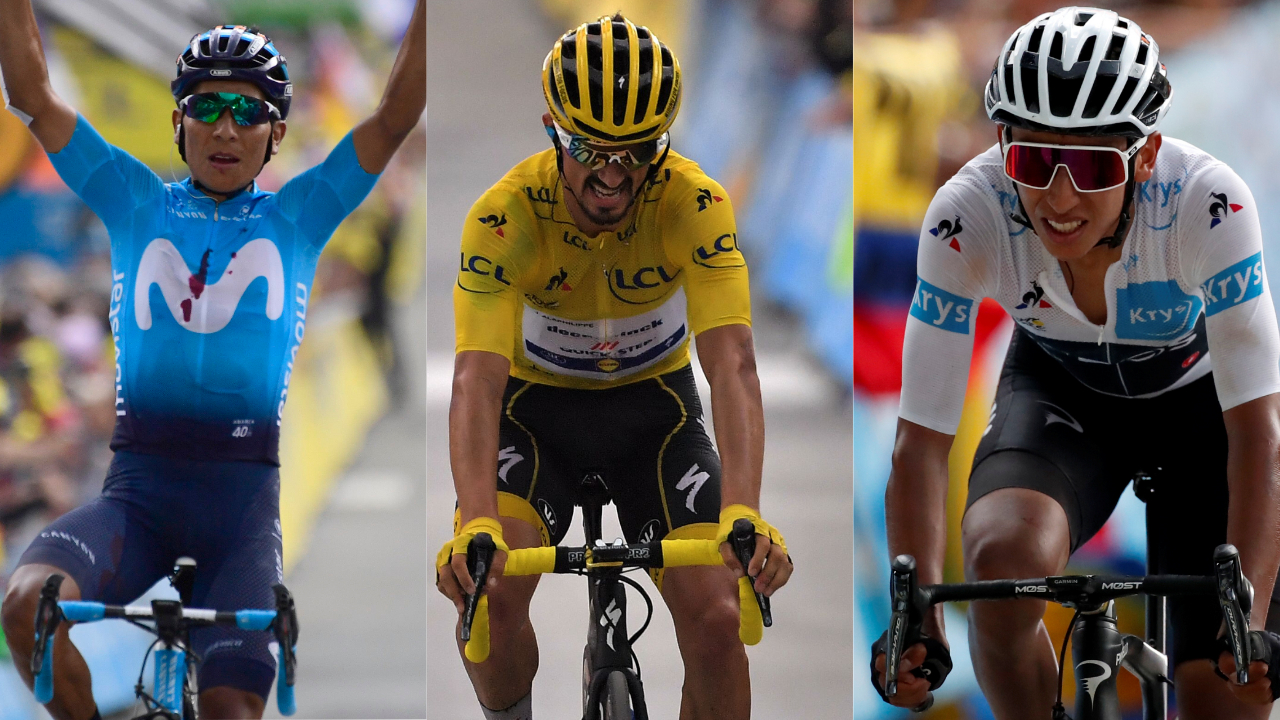Cyclisme - Tour de France - Quintana, Alaphilippe, Bernal : ce qu'il faut retenir de la 18e étape